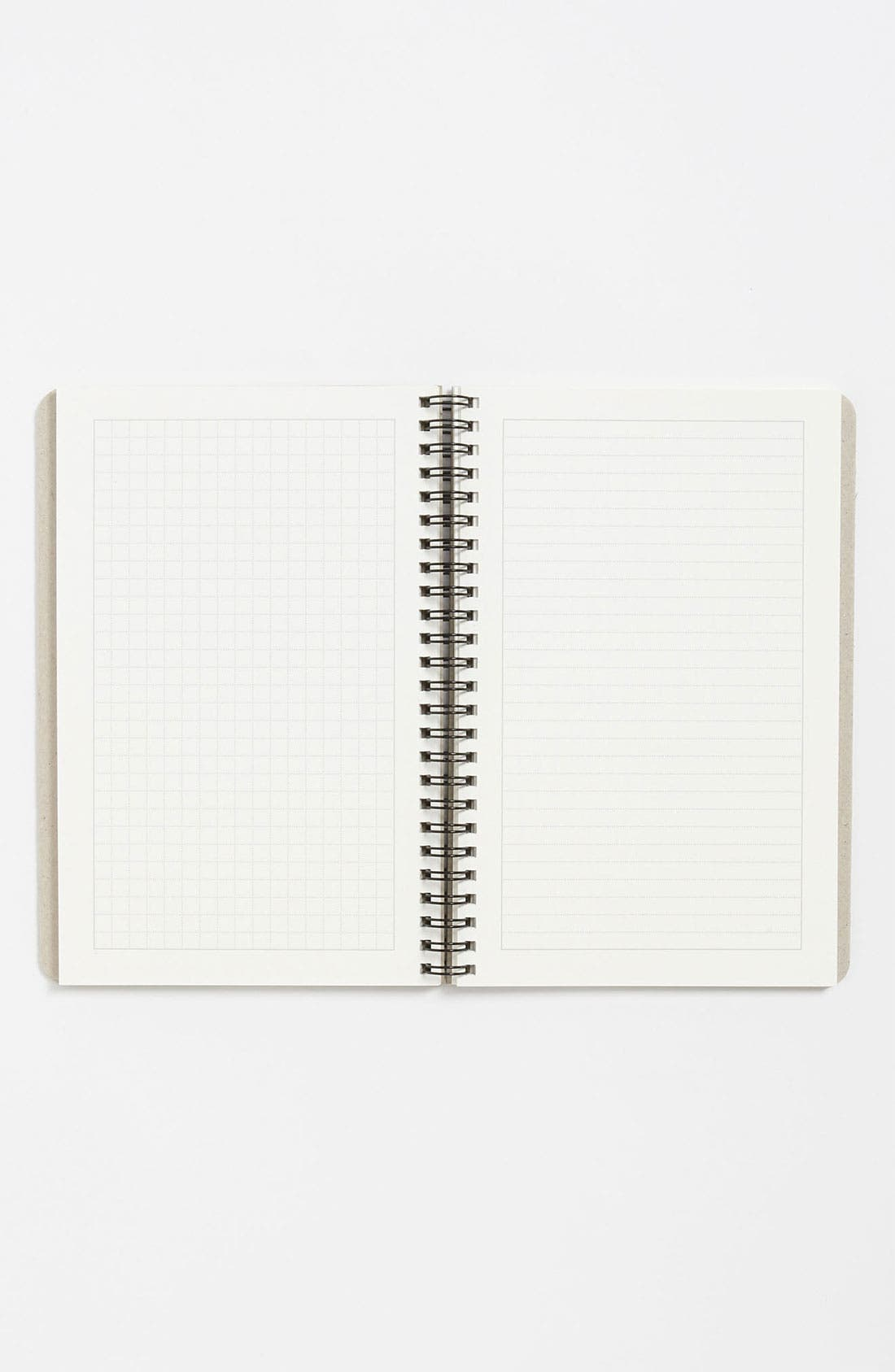 Alternate Image 2  - Spiral Bound Notebook