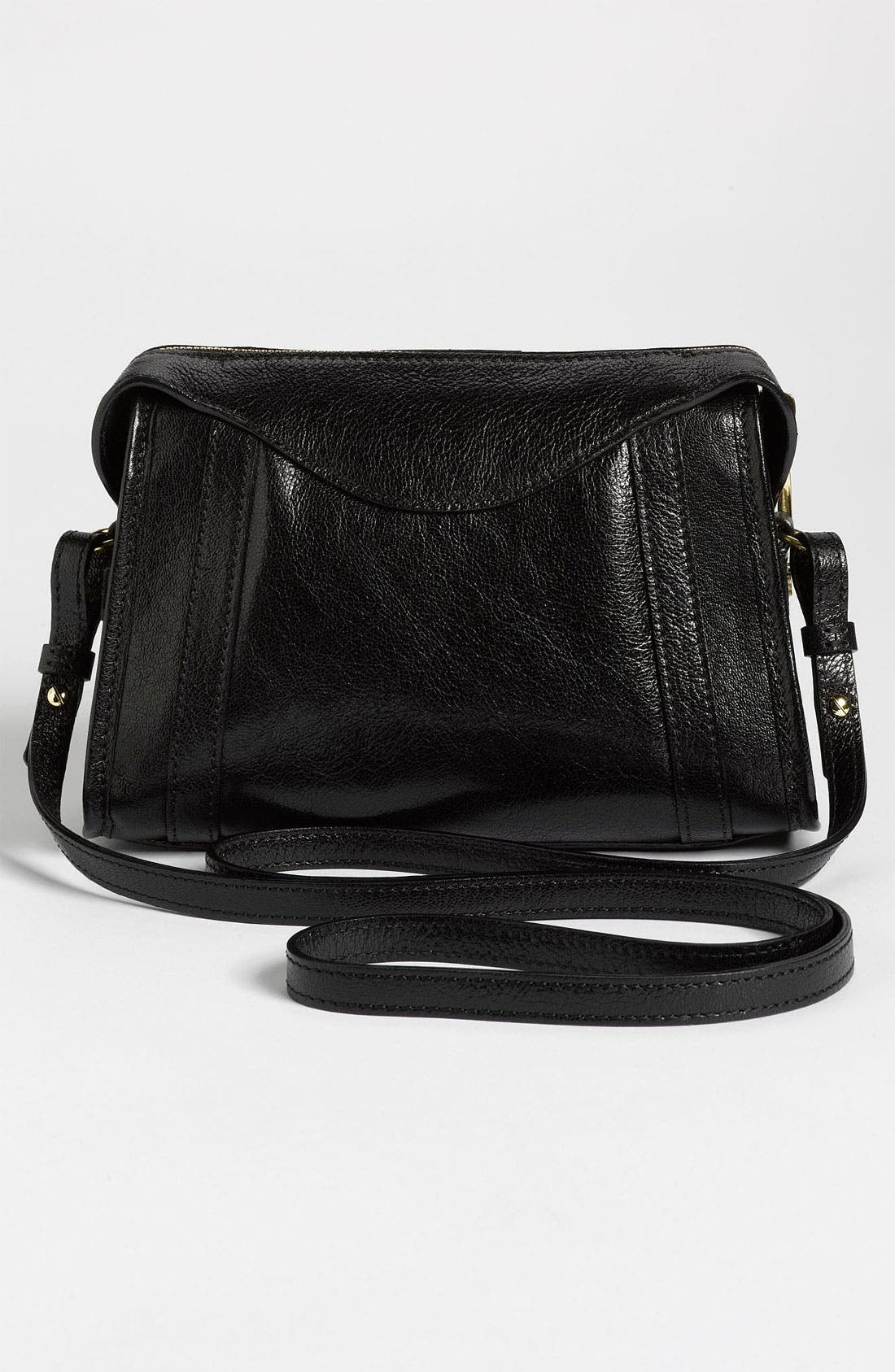 Alternate Image 4  - MARC JACOBS 'Wellington - Peggy' Leather Crossbody Bag