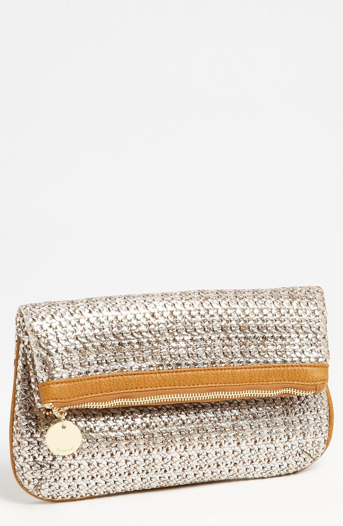 Main Image - Deux Lux 'Biscayne' Foldover Clutch