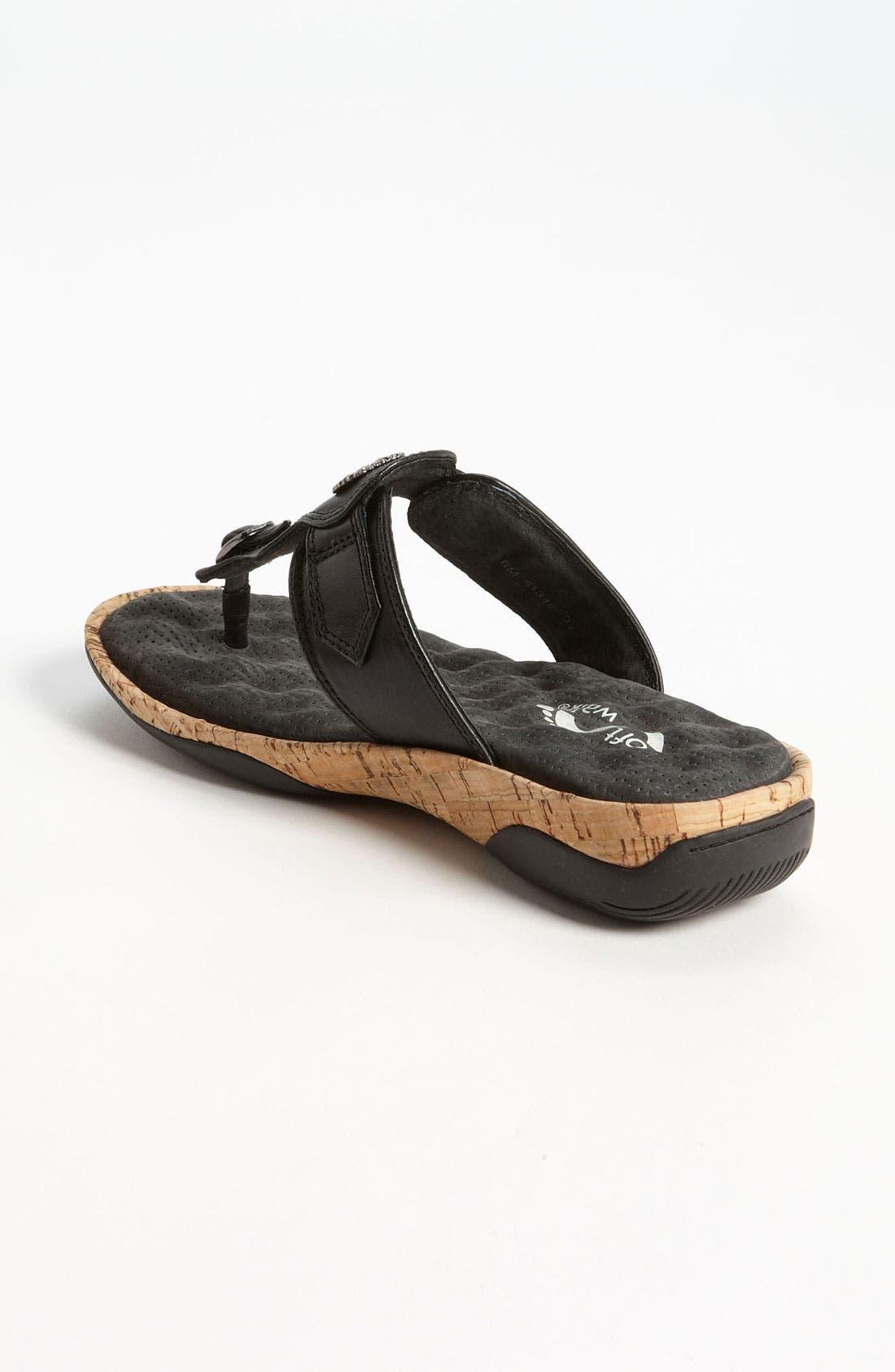 Alternate Image 2  - SoftWalk® 'Boulder' Sandal