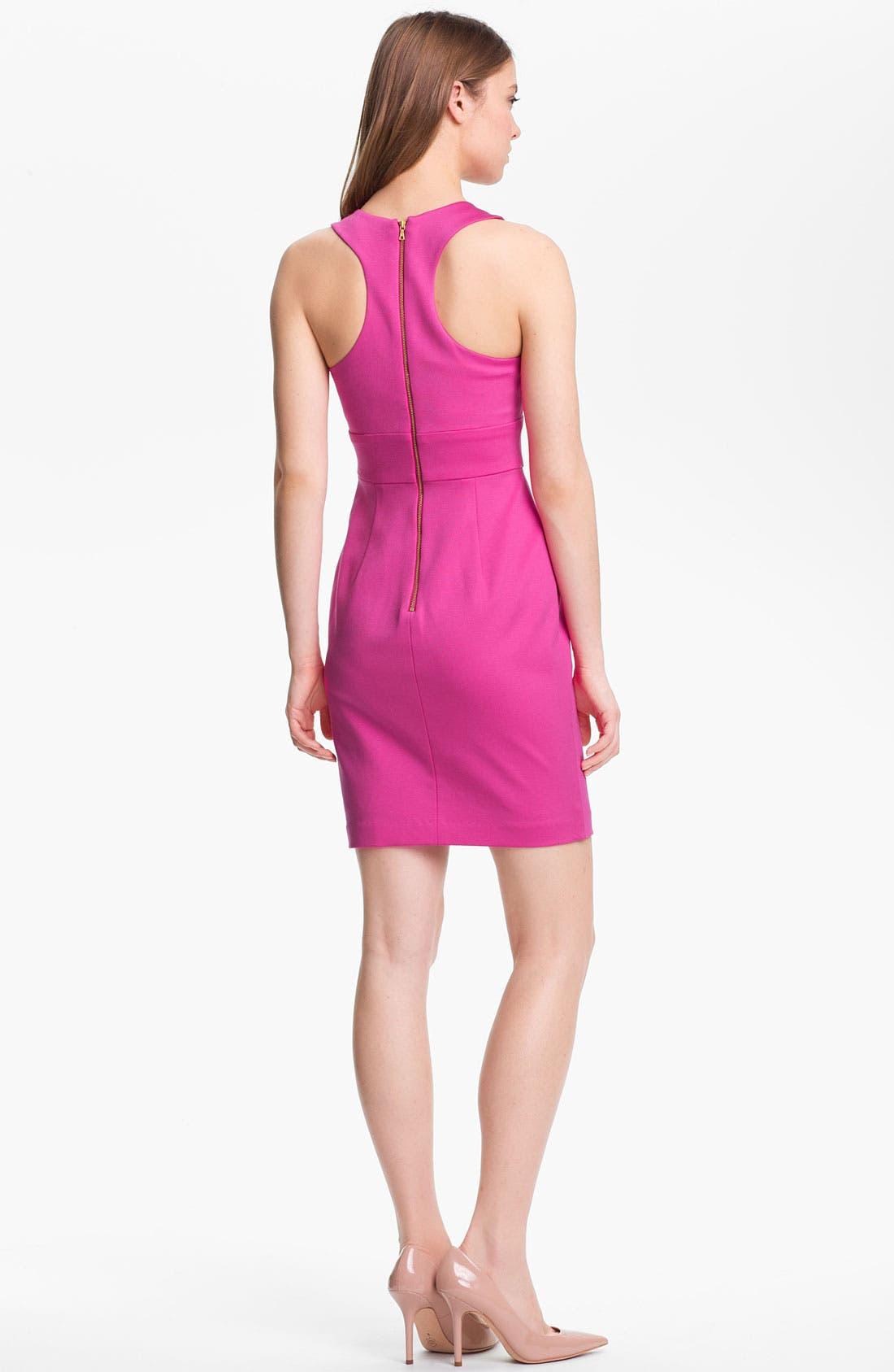 Alternate Image 2  - Trina Turk 'Robyn' Stretch Sheath Dress