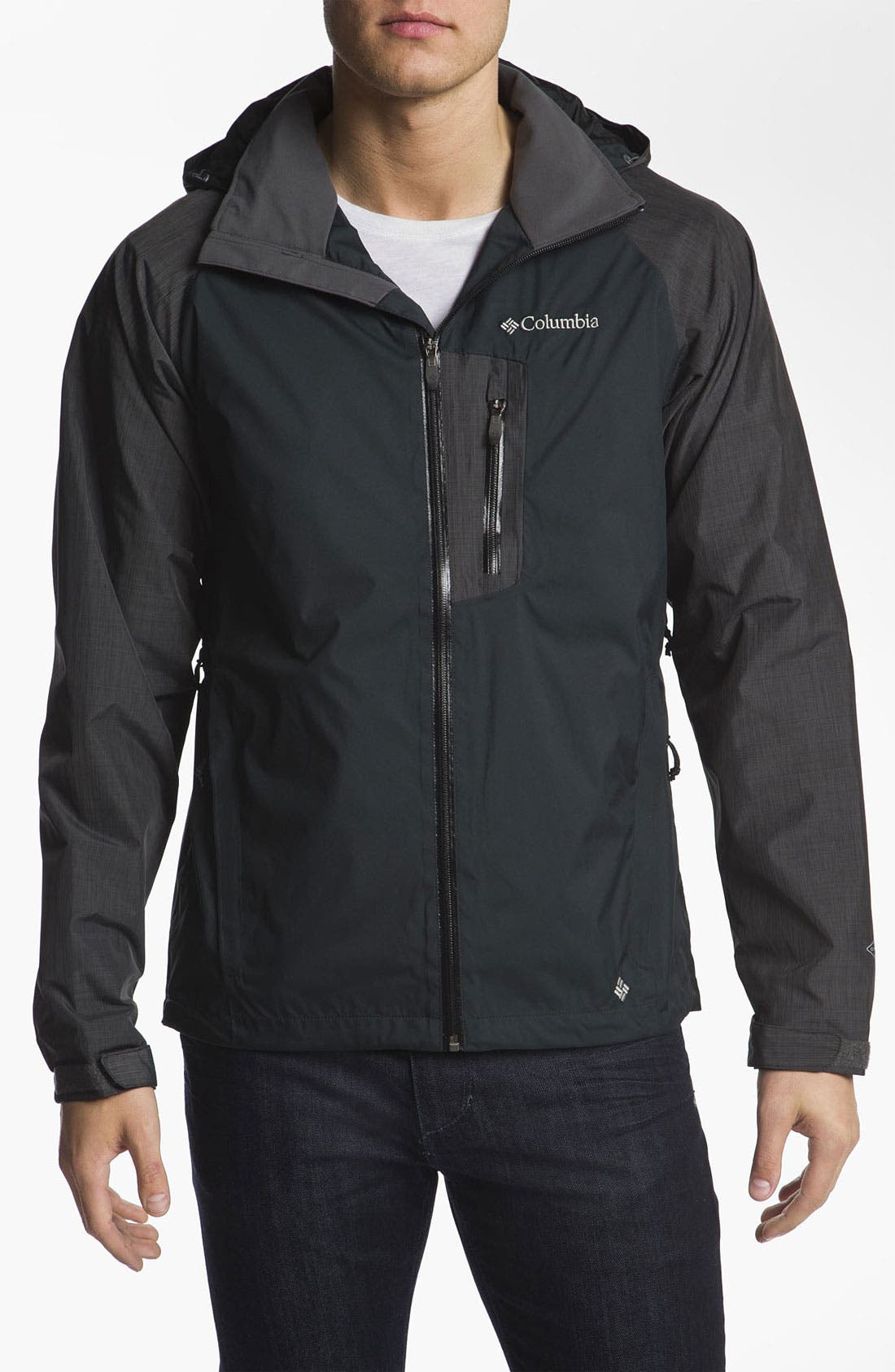 Alternate Image 1 Selected - Columbia 'Rain Tech II' Jacket