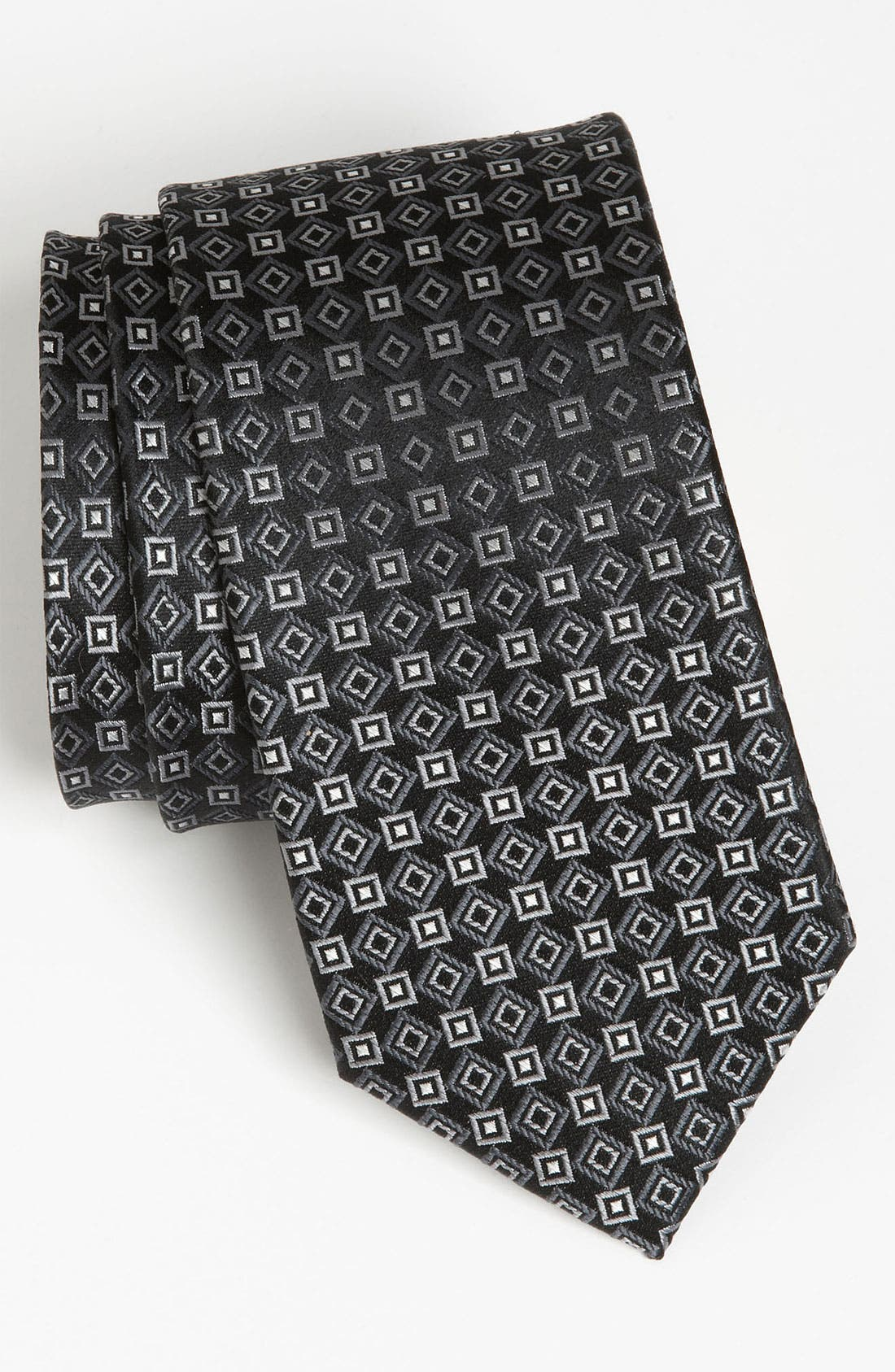 Main Image - English Laundry Woven Silk Tie
