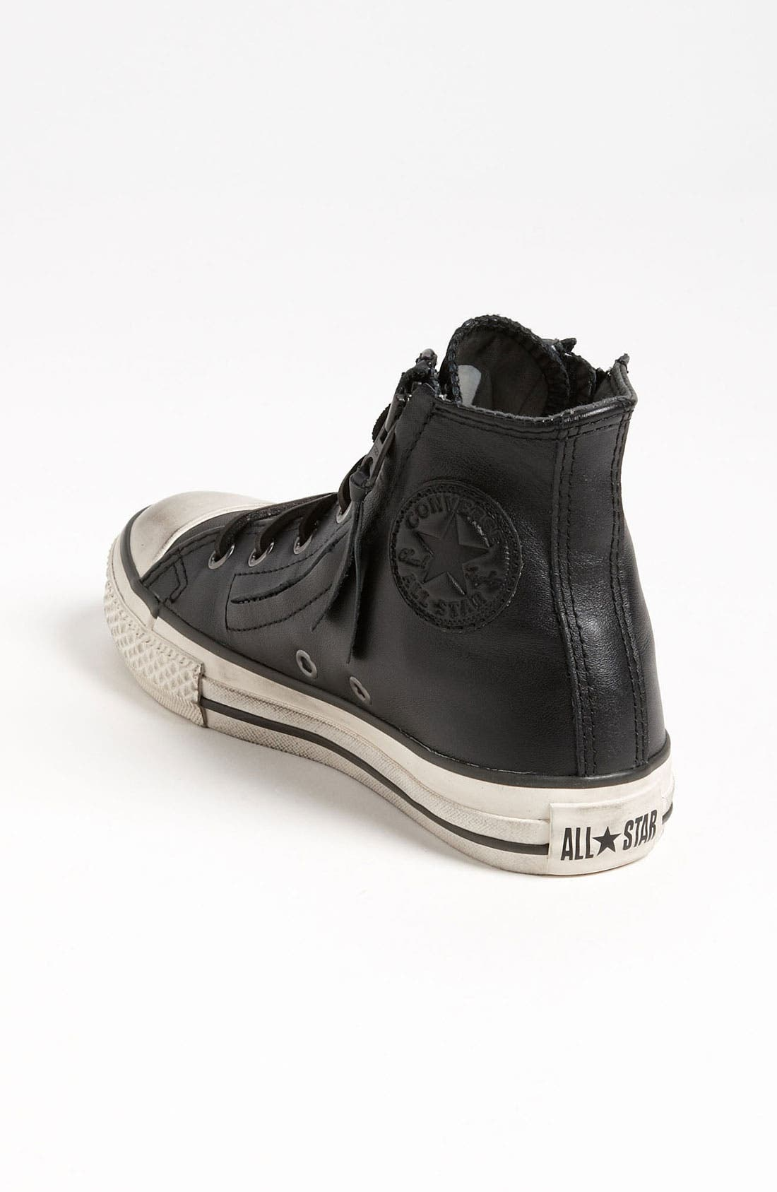 Alternate Image 2  - Converse by John Varvatos 'Double Zip' High Top Sneaker (Toddler, Little Kid & Big Kid)