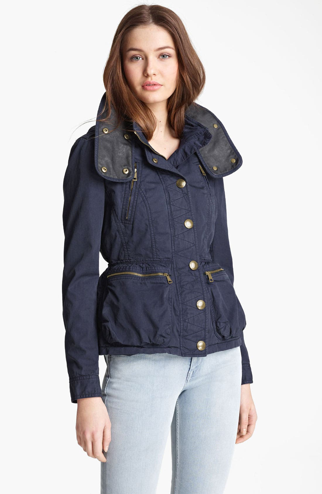 Main Image - Burberry Brit 'Broomgrovel' Jacket