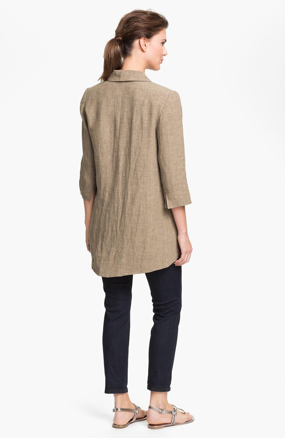 Alternate Image 5  - Alberto Makali Linen Jacket