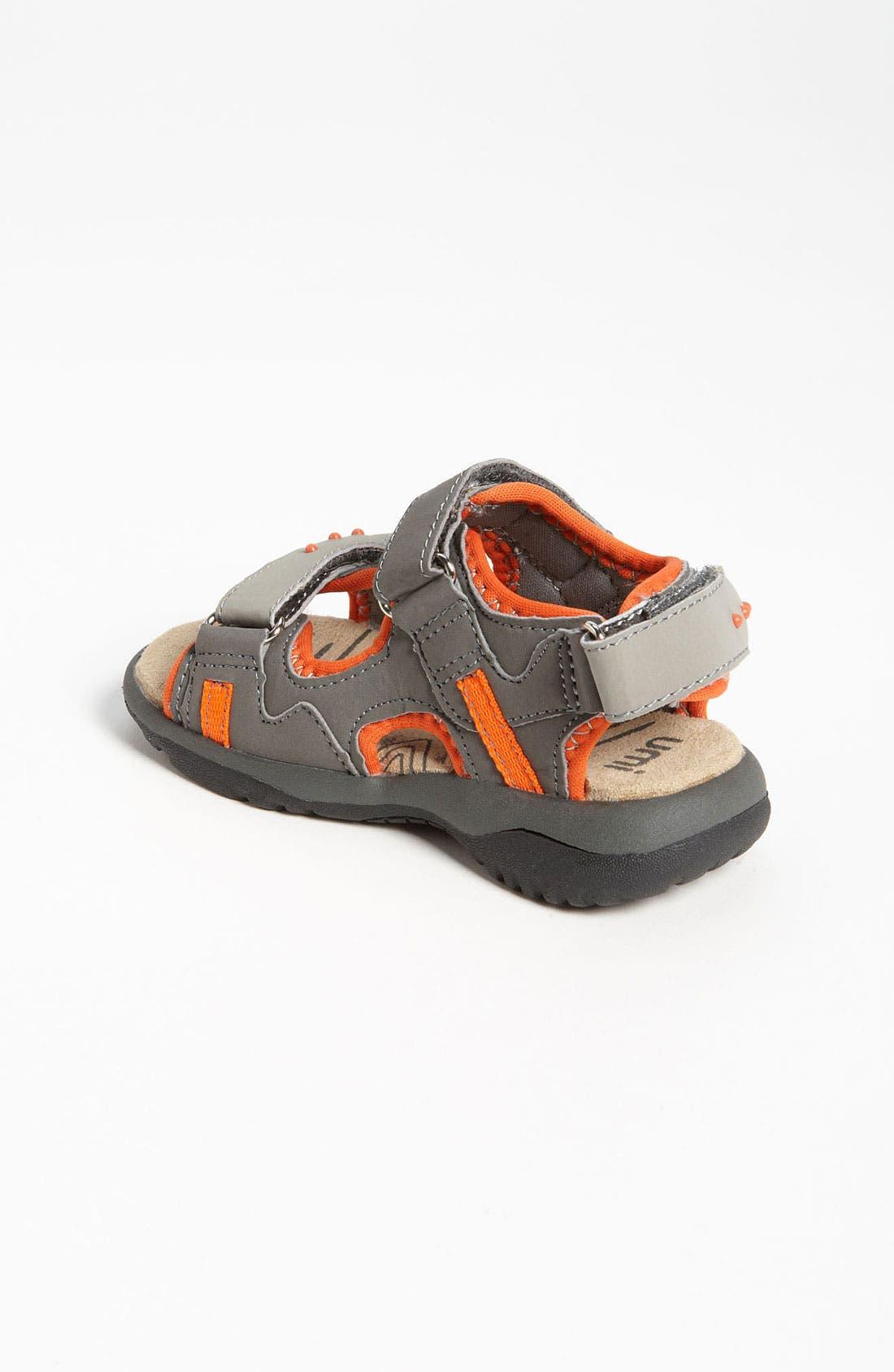 Alternate Image 2  - Umi 'Laren' Sandal (Walker, Toddler, Little Kid & Big Kid)
