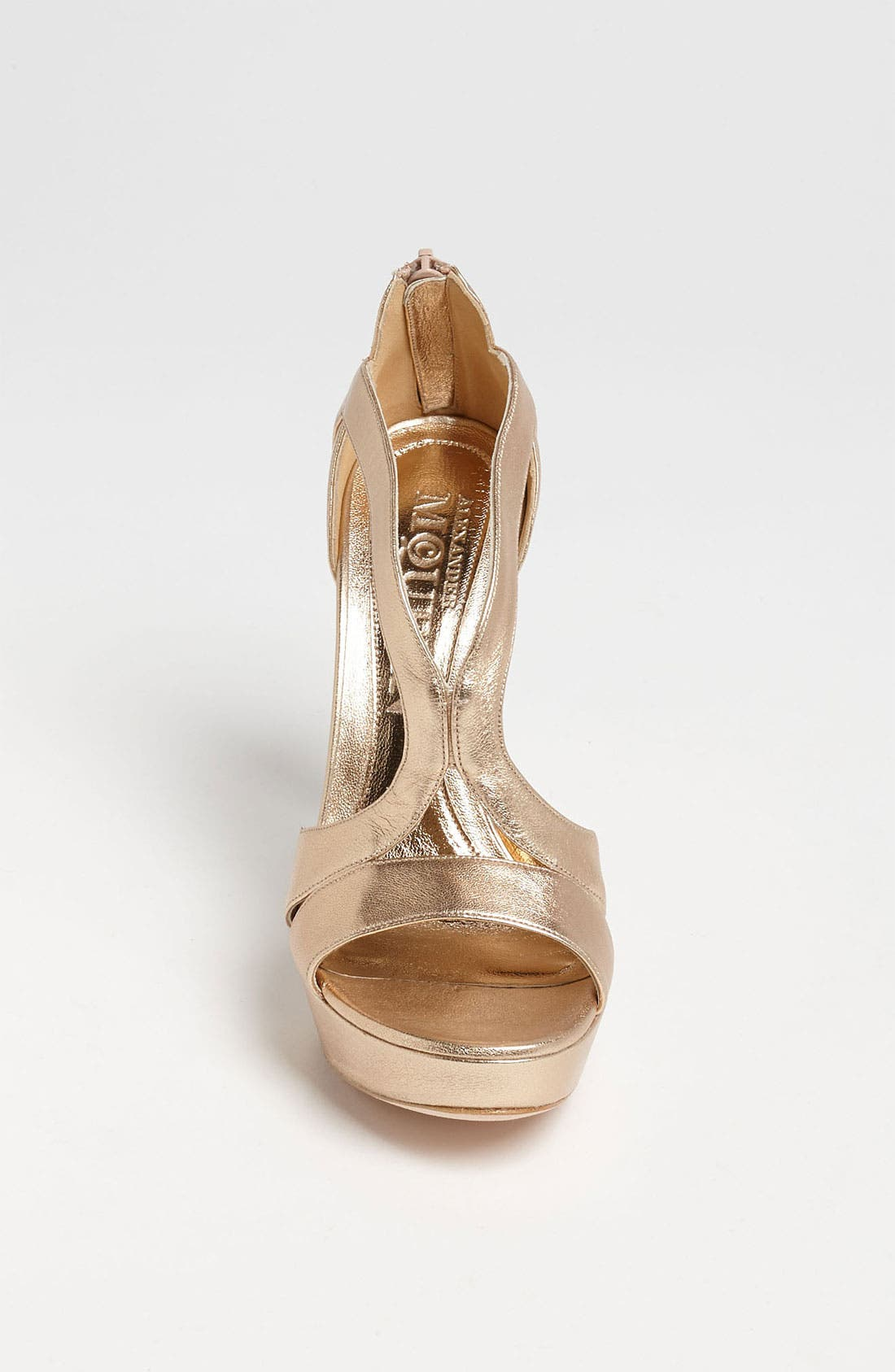 Alternate Image 3  - Alexander McQueen Cutout Sandal