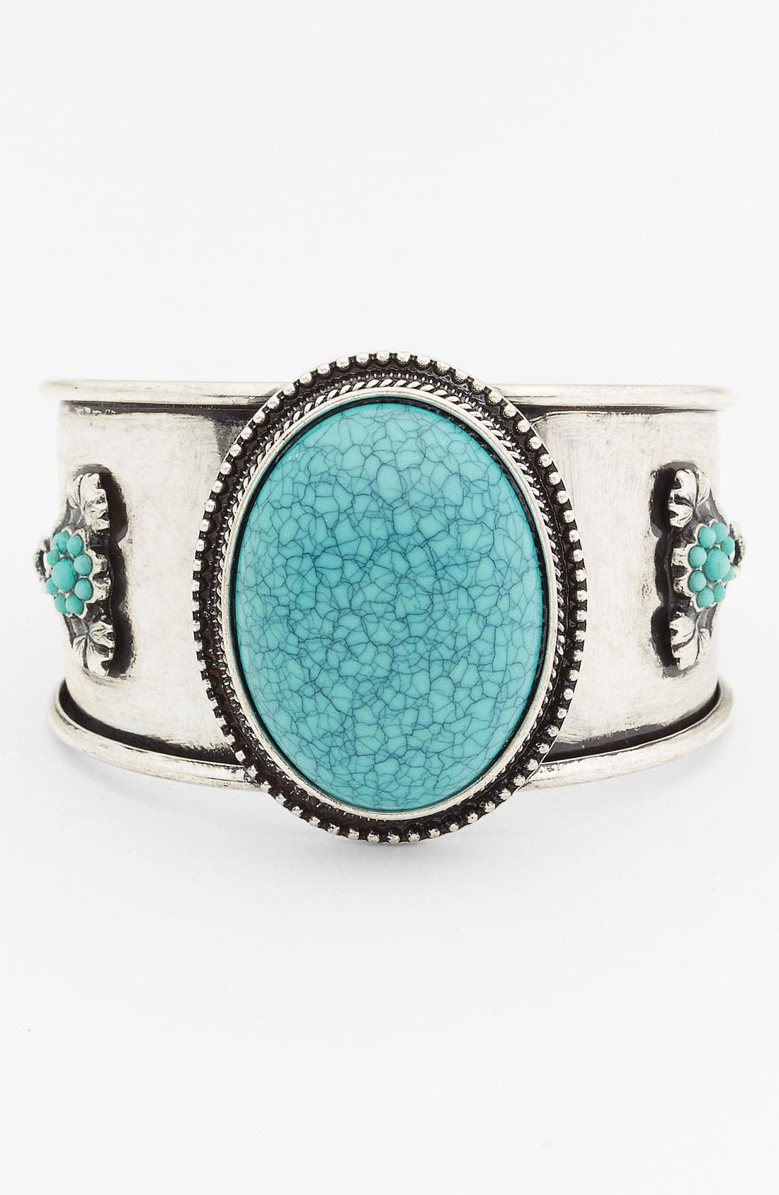 Alternate Image 1 Selected - BP. Vintage Faux Turquoise Cuff