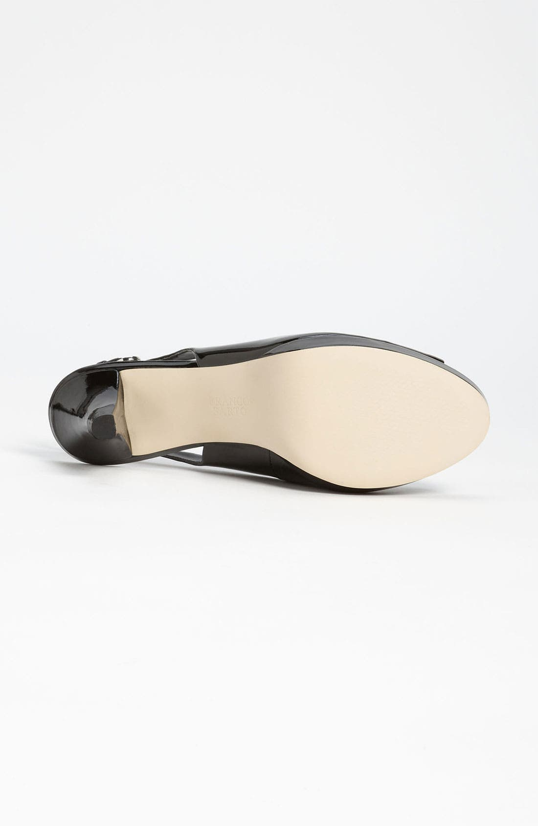 Alternate Image 4  - Franco Sarto 'Prance' Peep Toe Pump