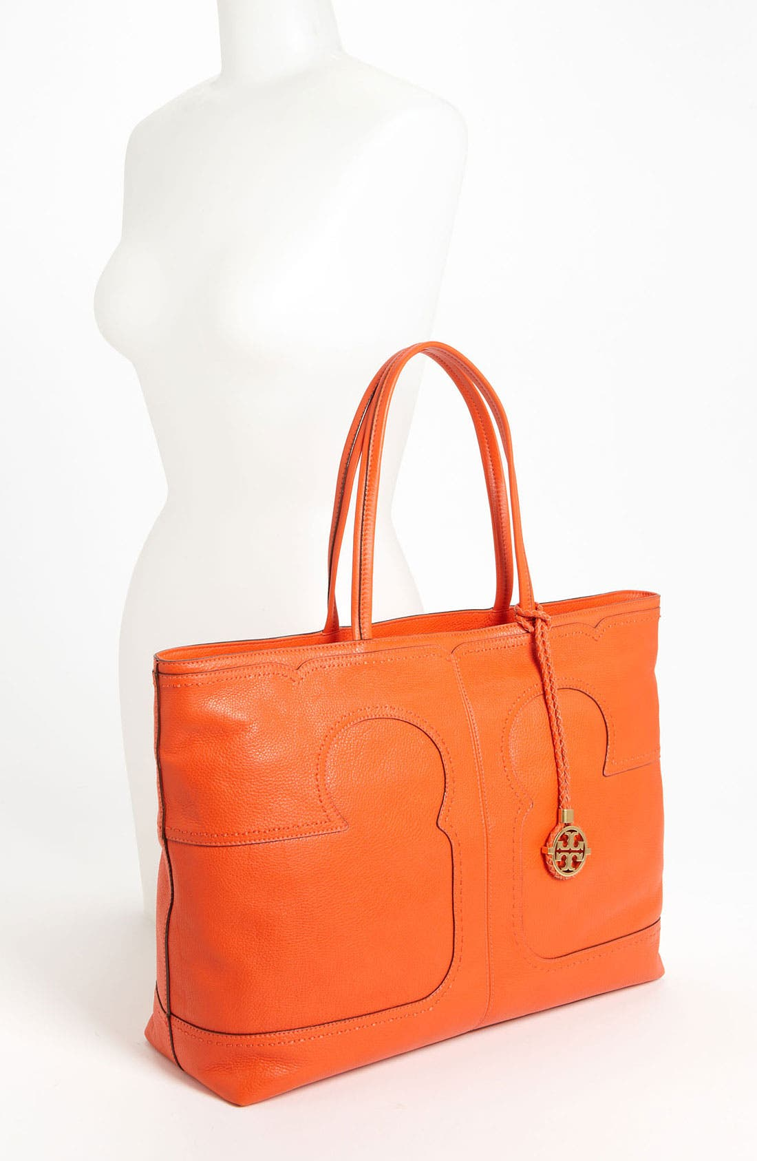 Alternate Image 2  - Tory Burch 'Amalie' Leather Tote