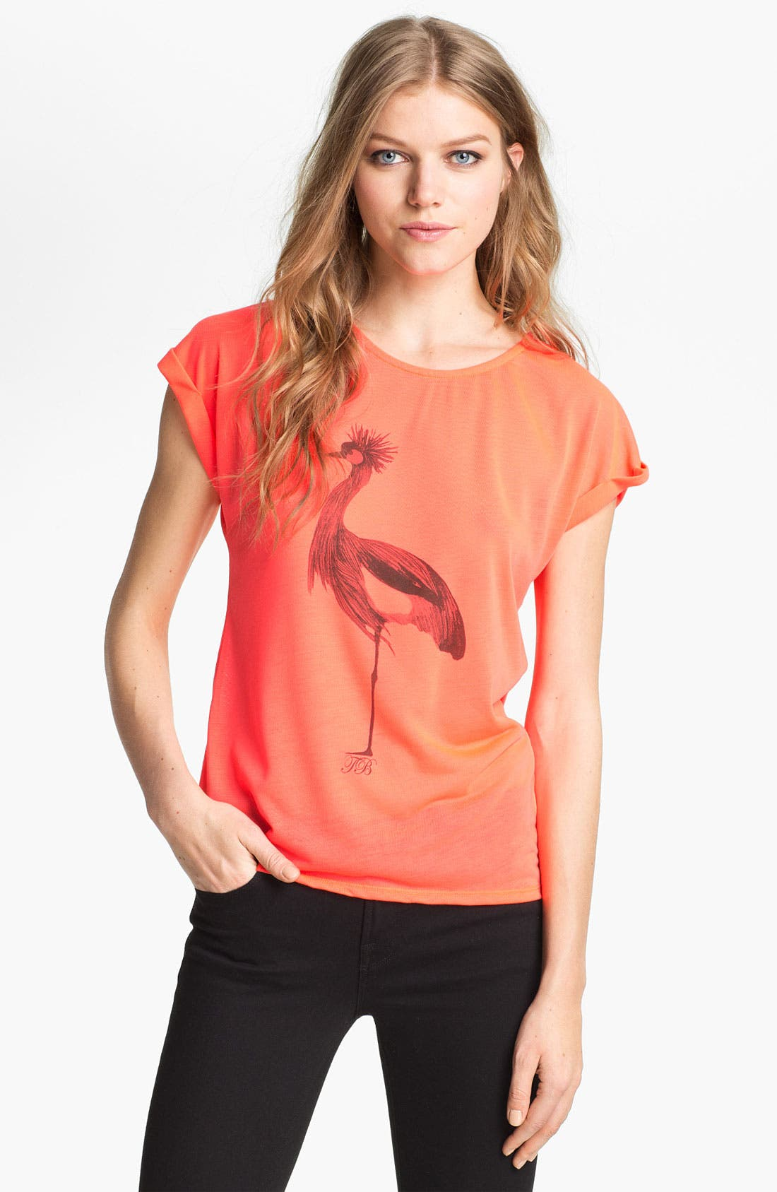 Main Image - Ted Baker London Graphic Tee (Online Only)