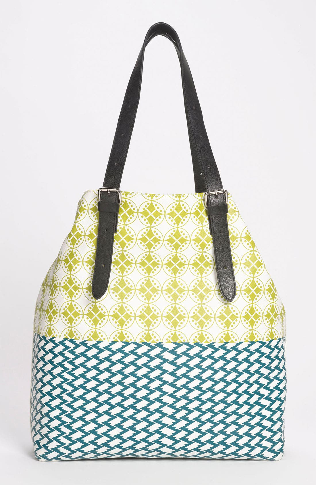 Alternate Image 4  - Yarnz 'Bows & Arrows' Leather Tote