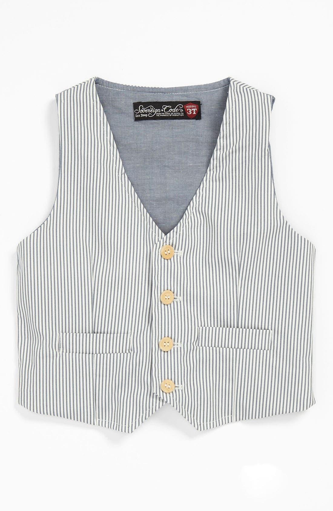 Main Image - Sovereign Code 'Donald' Vest (Toddler)