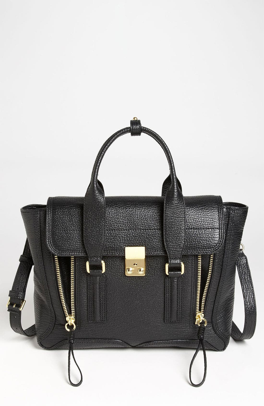 Alternate Image 1 Selected - 3.1 Phillip Lim 'Medium Pashli' Leather Satchel