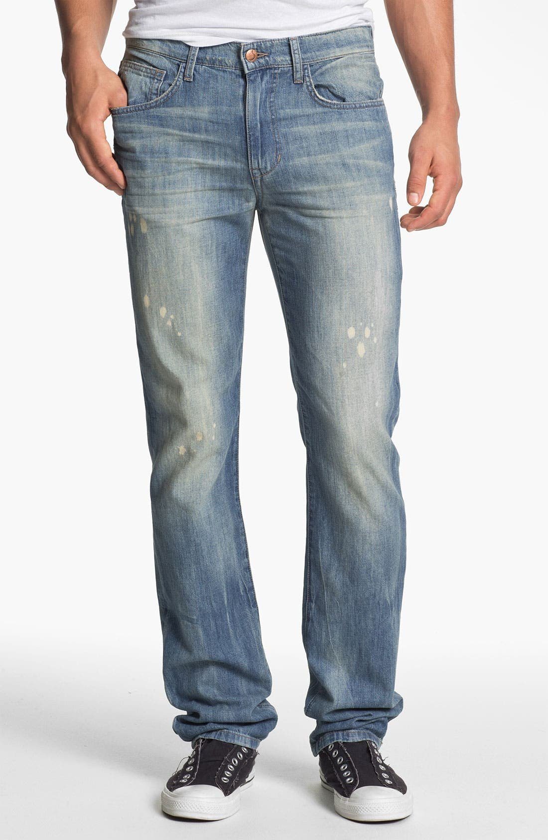 Alternate Image 2  - Joe's 'Brixton' Slim Straight Leg Jeans (Wyeth)