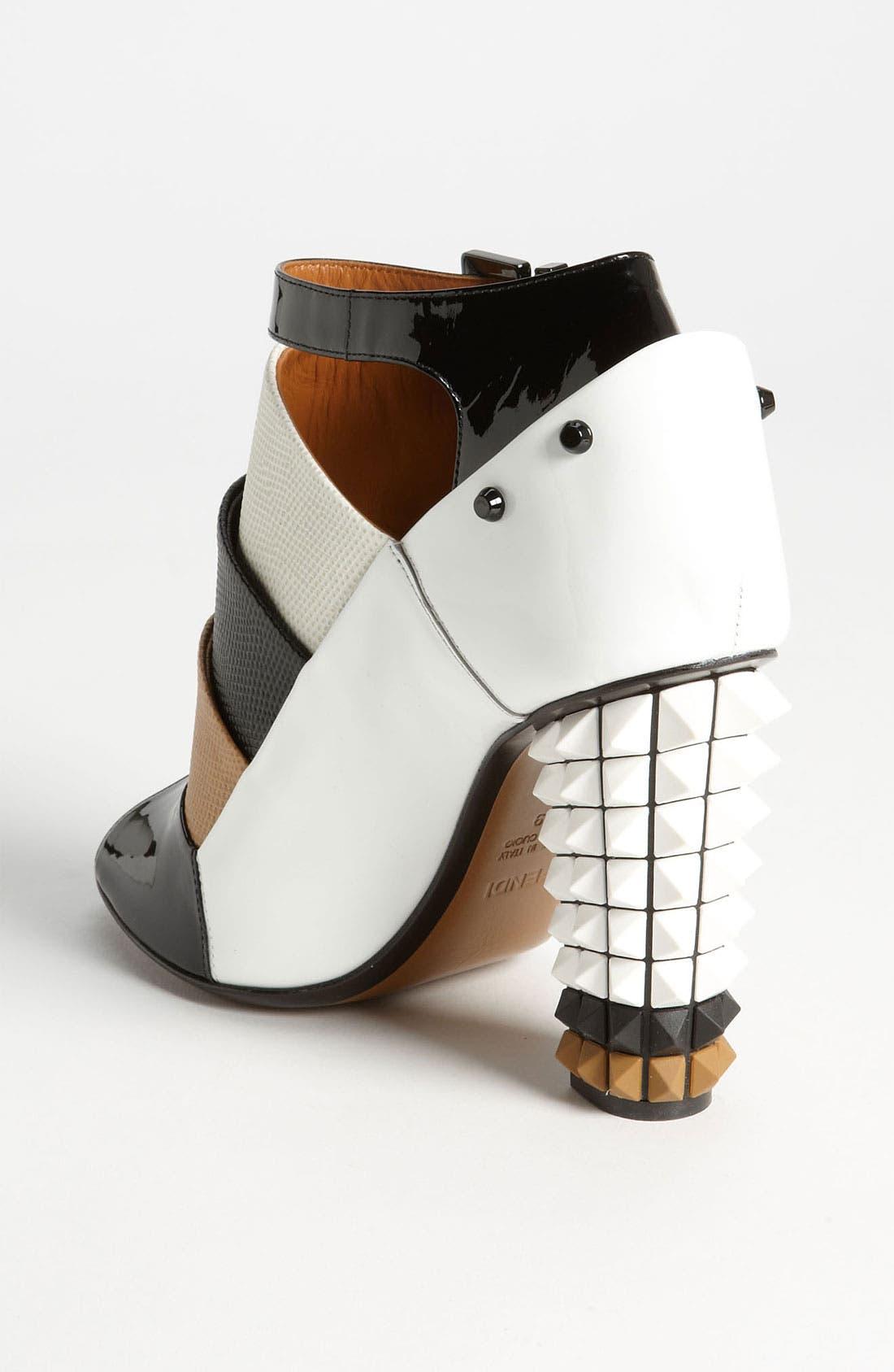 Alternate Image 2  - Fendi Ankle Strap Bootie