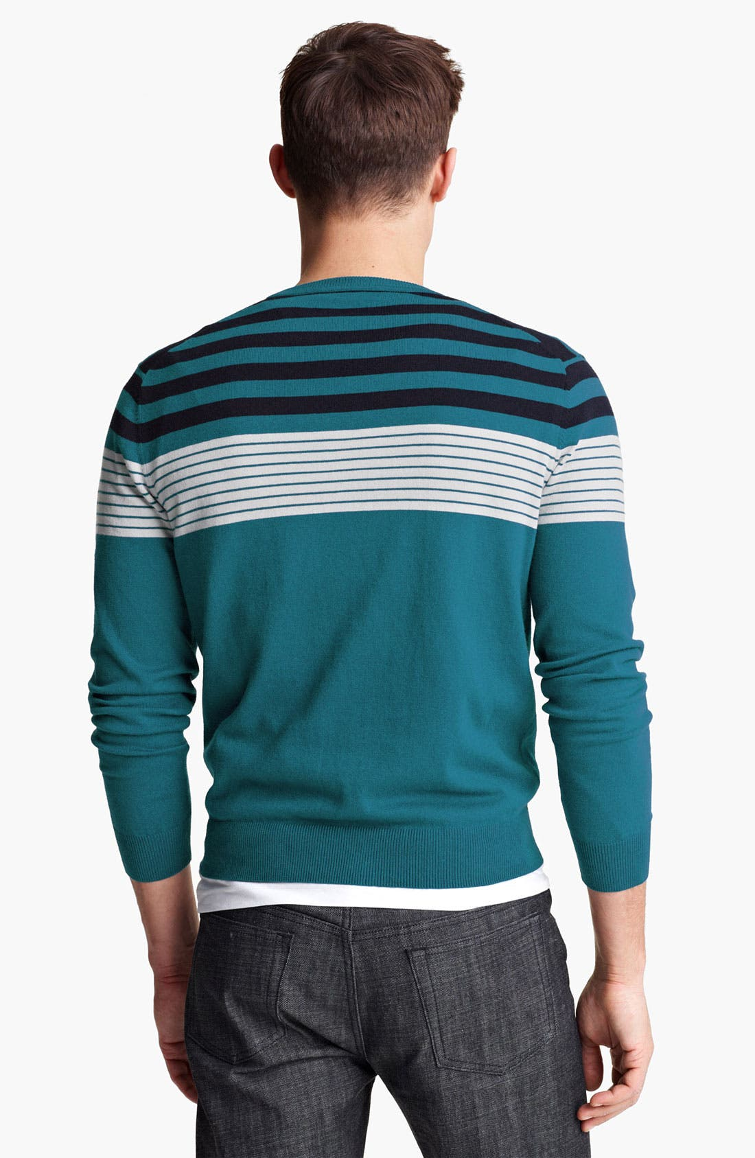 Alternate Image 2  - Zegna Sport Crewneck Sweater