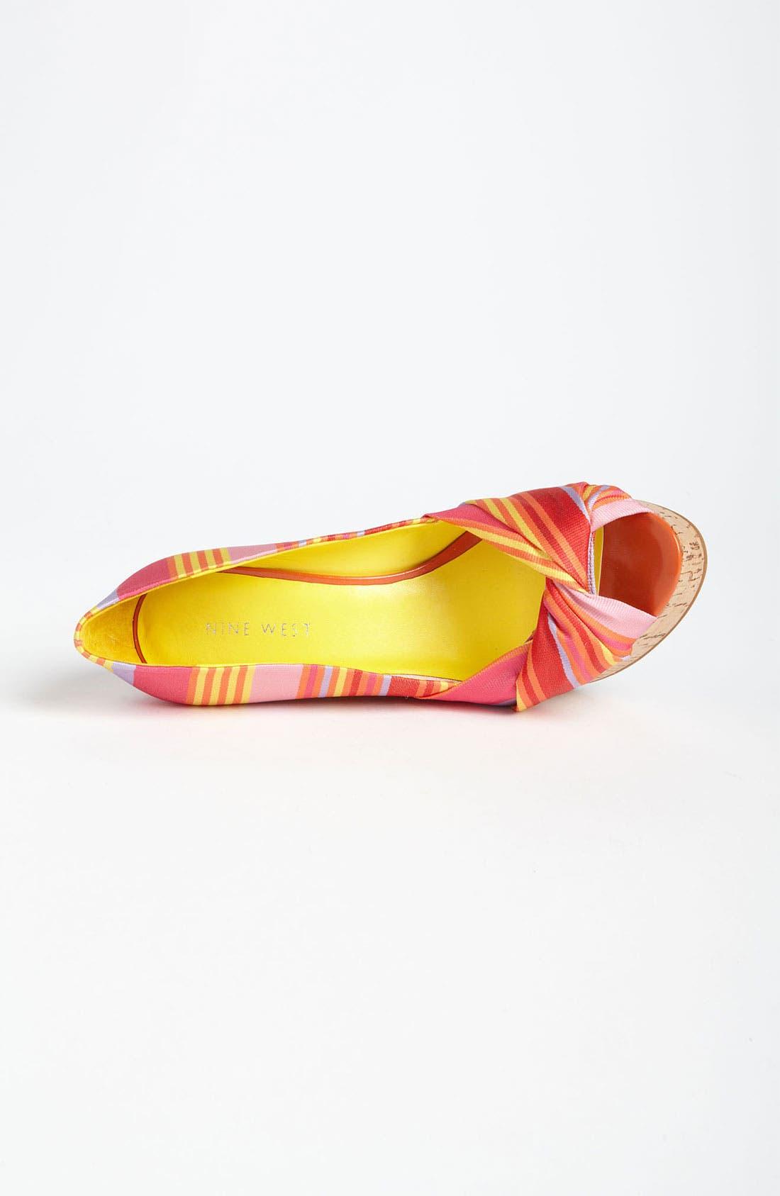 Alternate Image 3  - Nine West 'Chillpill' Sandal