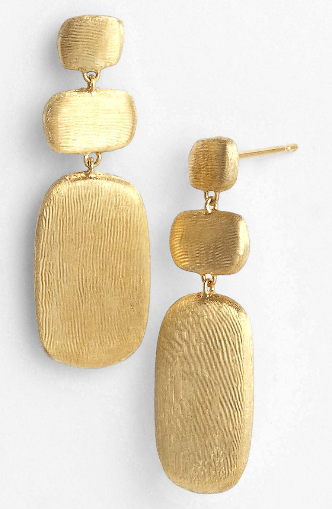 Alternate Image 1 Selected - Marco Bicego 'Murano' Triple Drop Earrings