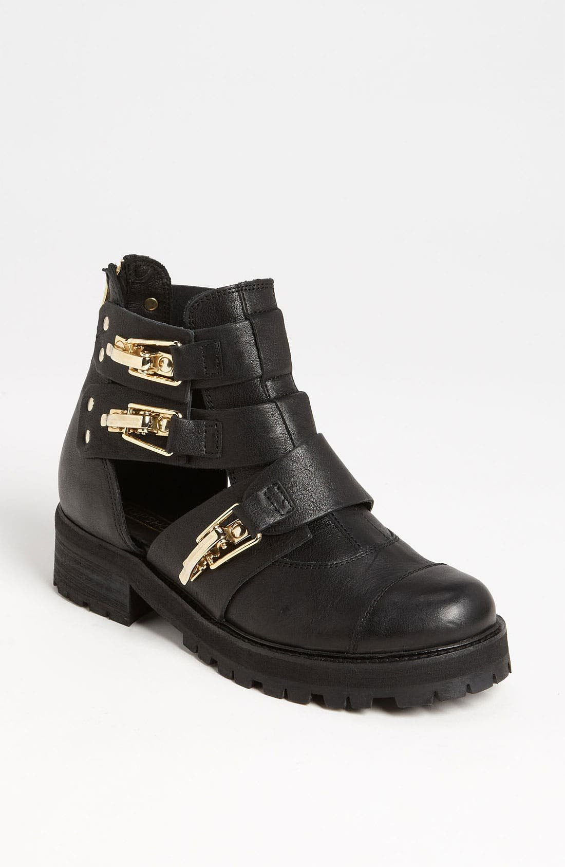 Alternate Image 1 Selected - Topshop 'AJ Heavy' Cutout Bootie