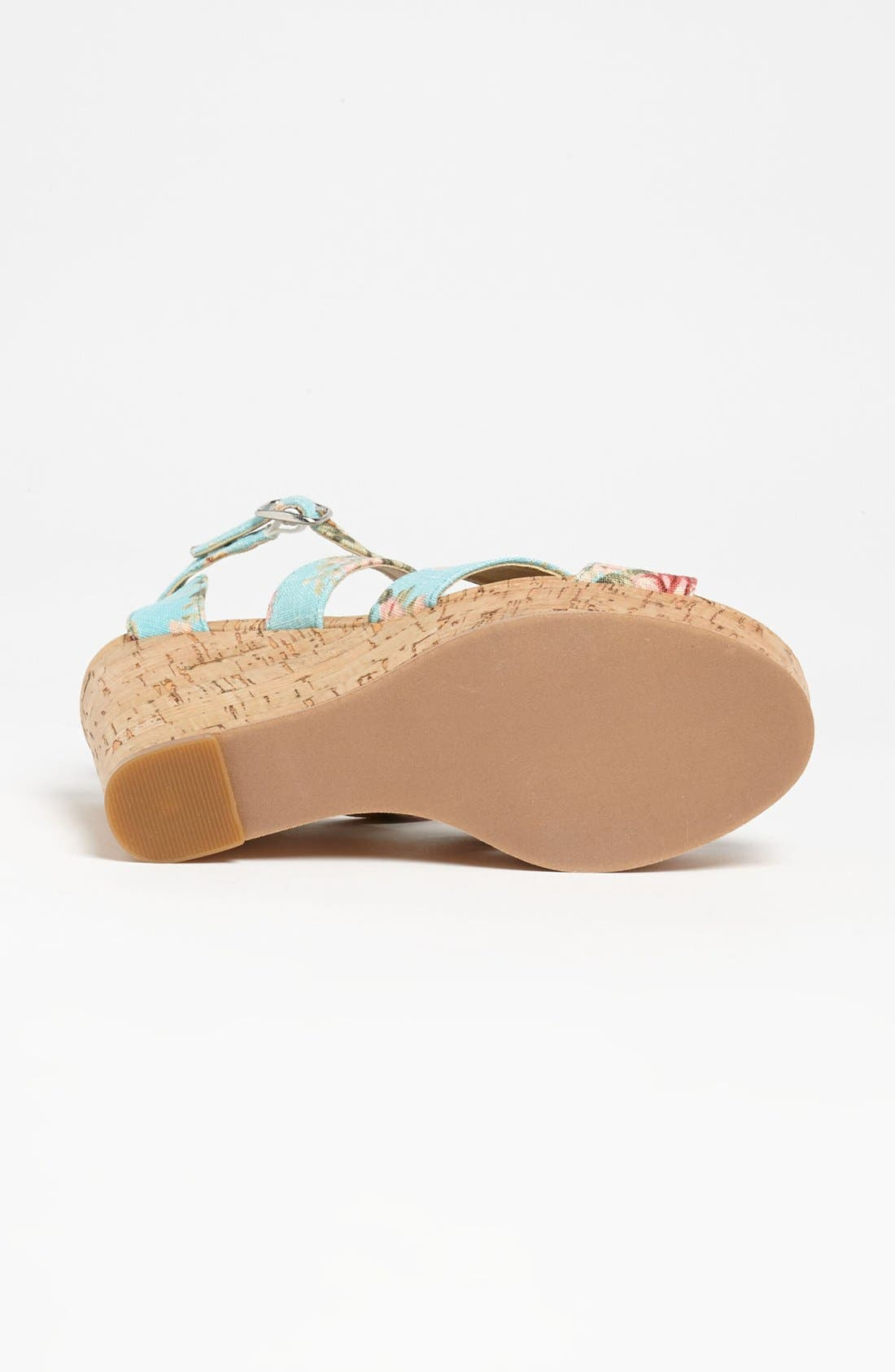 Alternate Image 4  - BP. 'Erika' Wedge Sandal