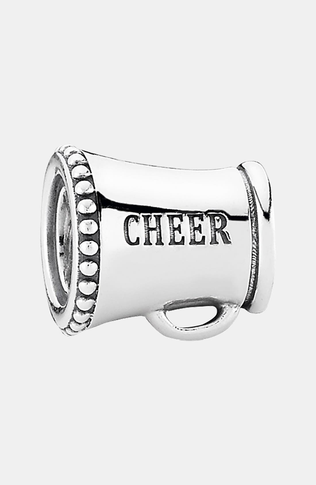 Alternate Image 1 Selected - PANDORA Cheerleader Charm