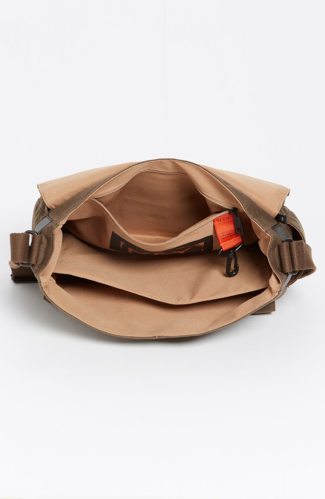 Alternate Image 3  - Andrew Marc 'Essex' Twill Messenger Bag