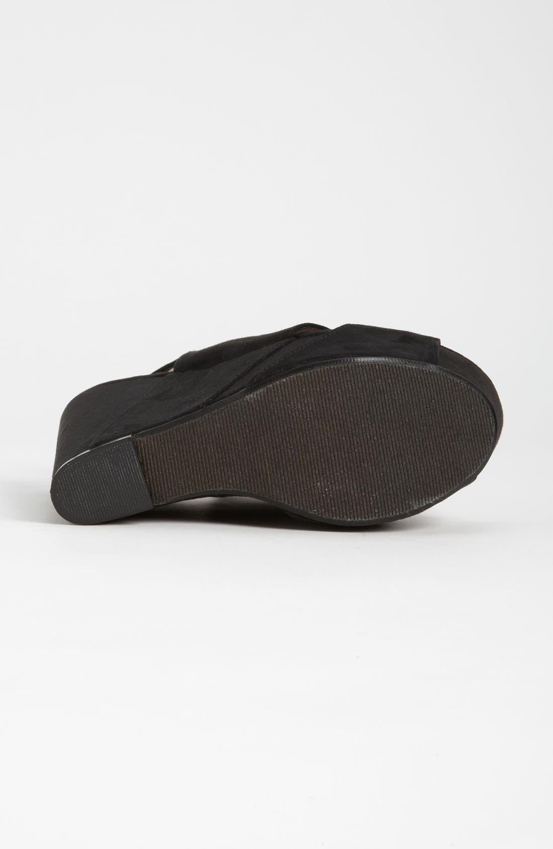 Alternate Image 4  - Chinese Laundry 'Jewel Tone' Slingback Sandal