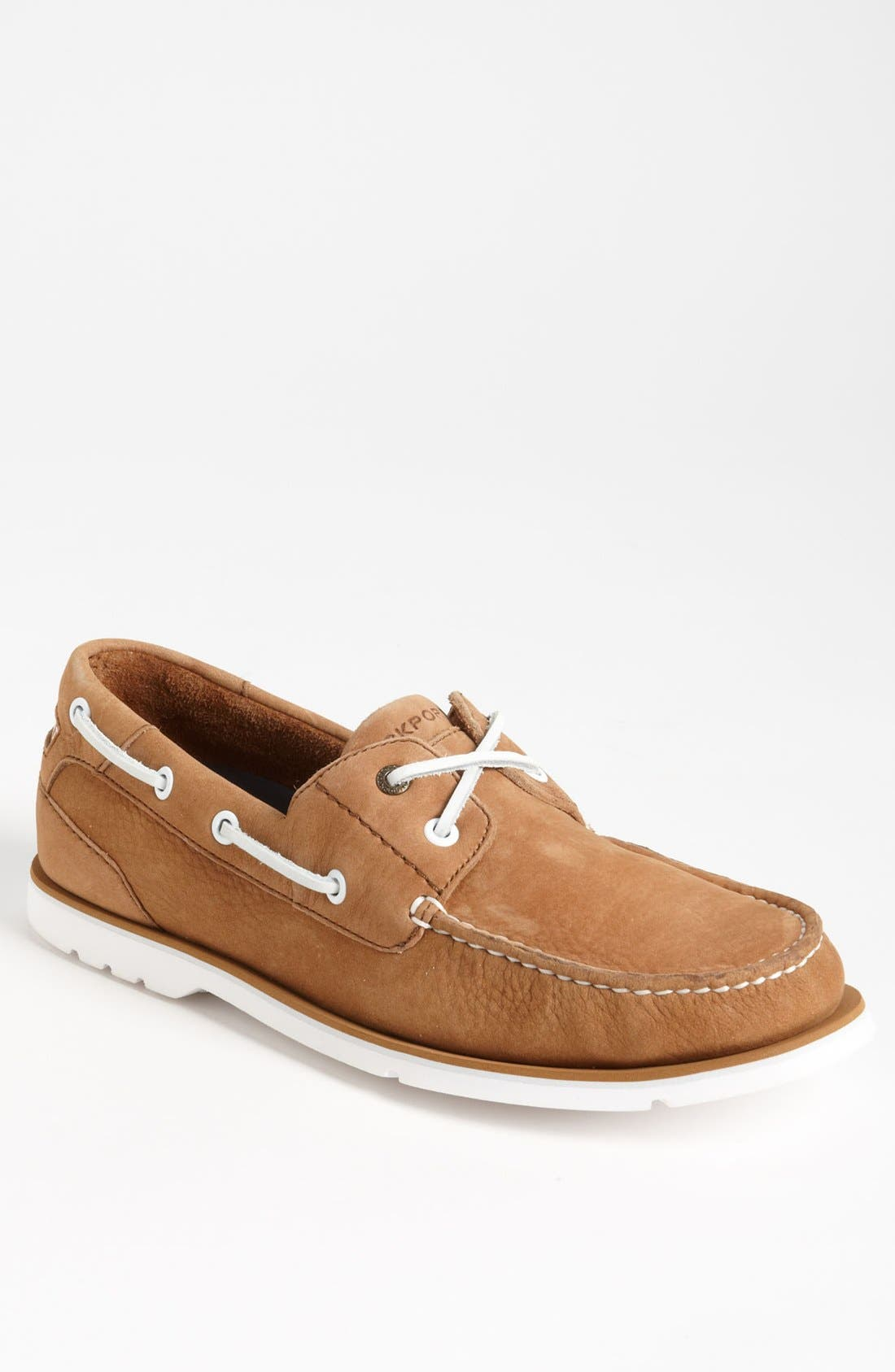 Main Image - Rockport 'Summer Tour' Boat Shoe