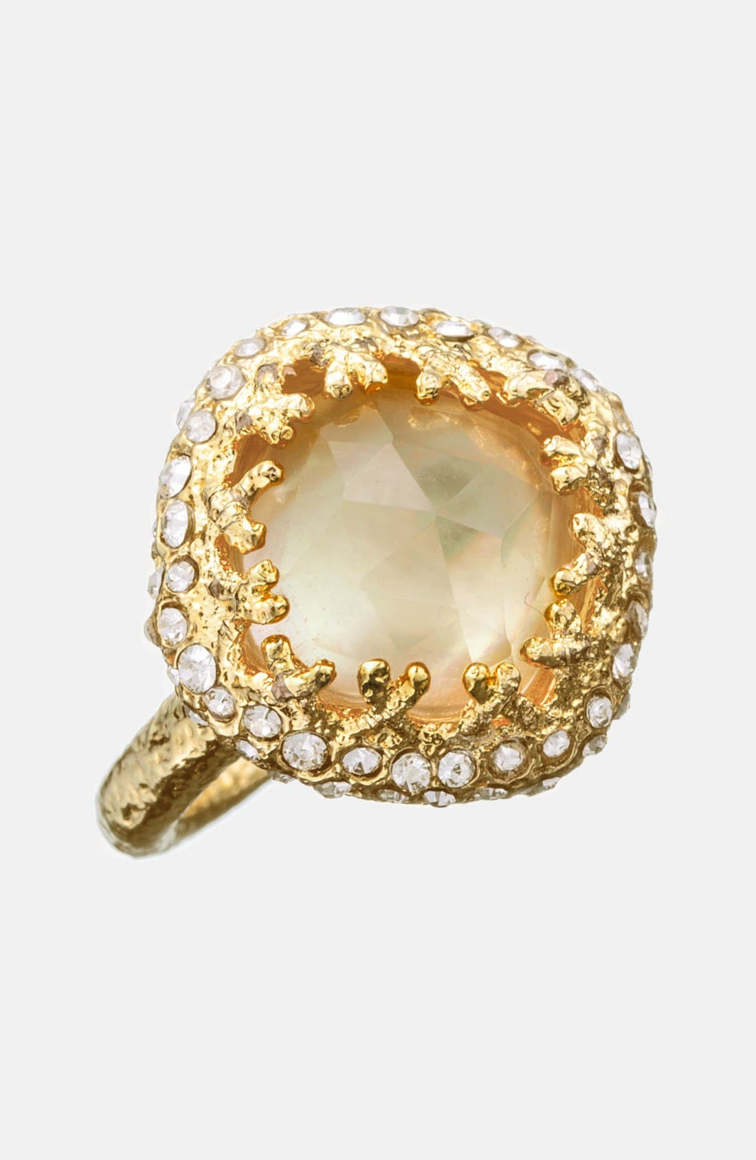 Alternate Image 1 Selected - Alexis Bittar 'Elements - Floral' Stone Ring