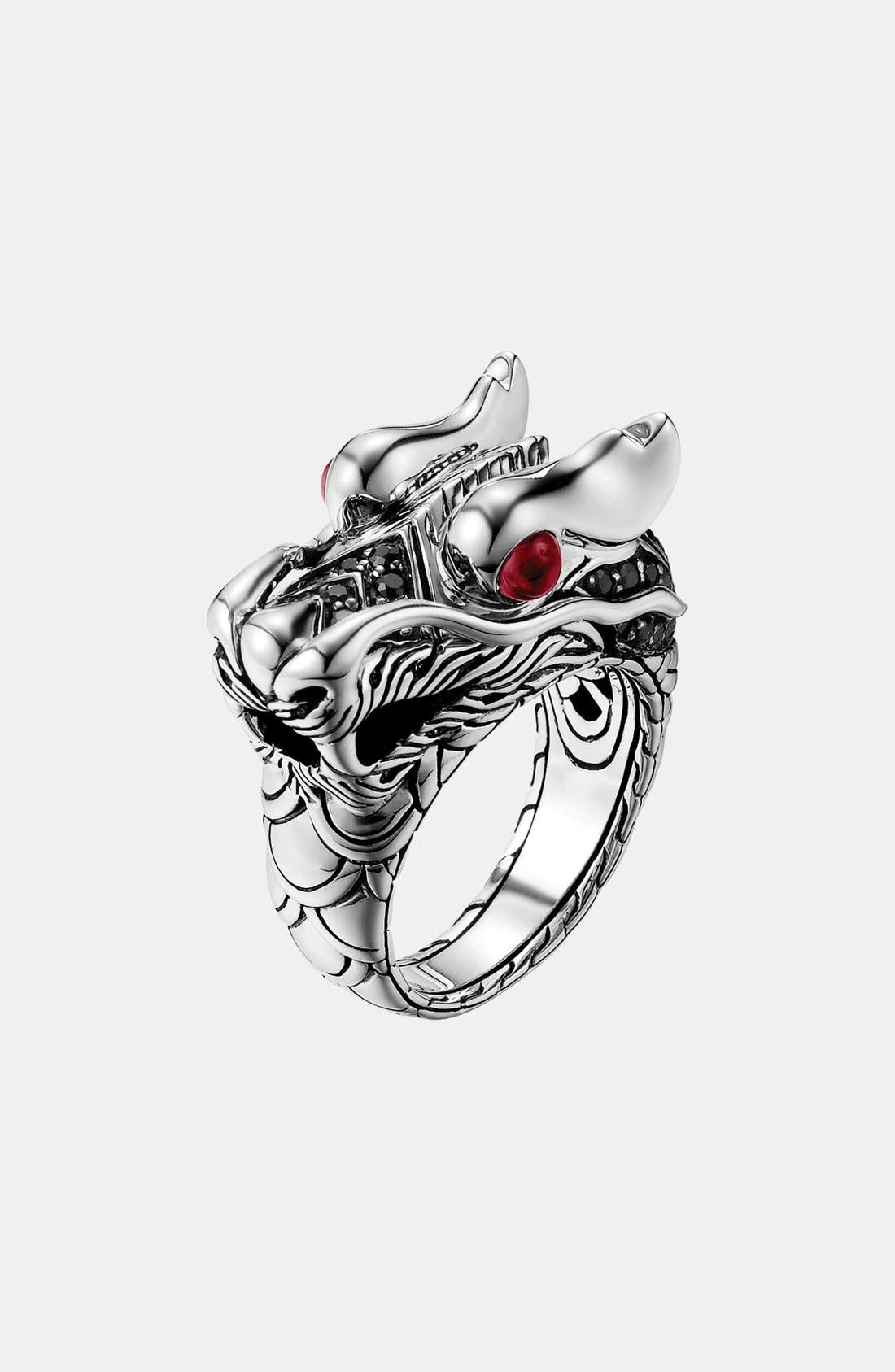 JOHN HARDY Naga Lava Dragon Ring
