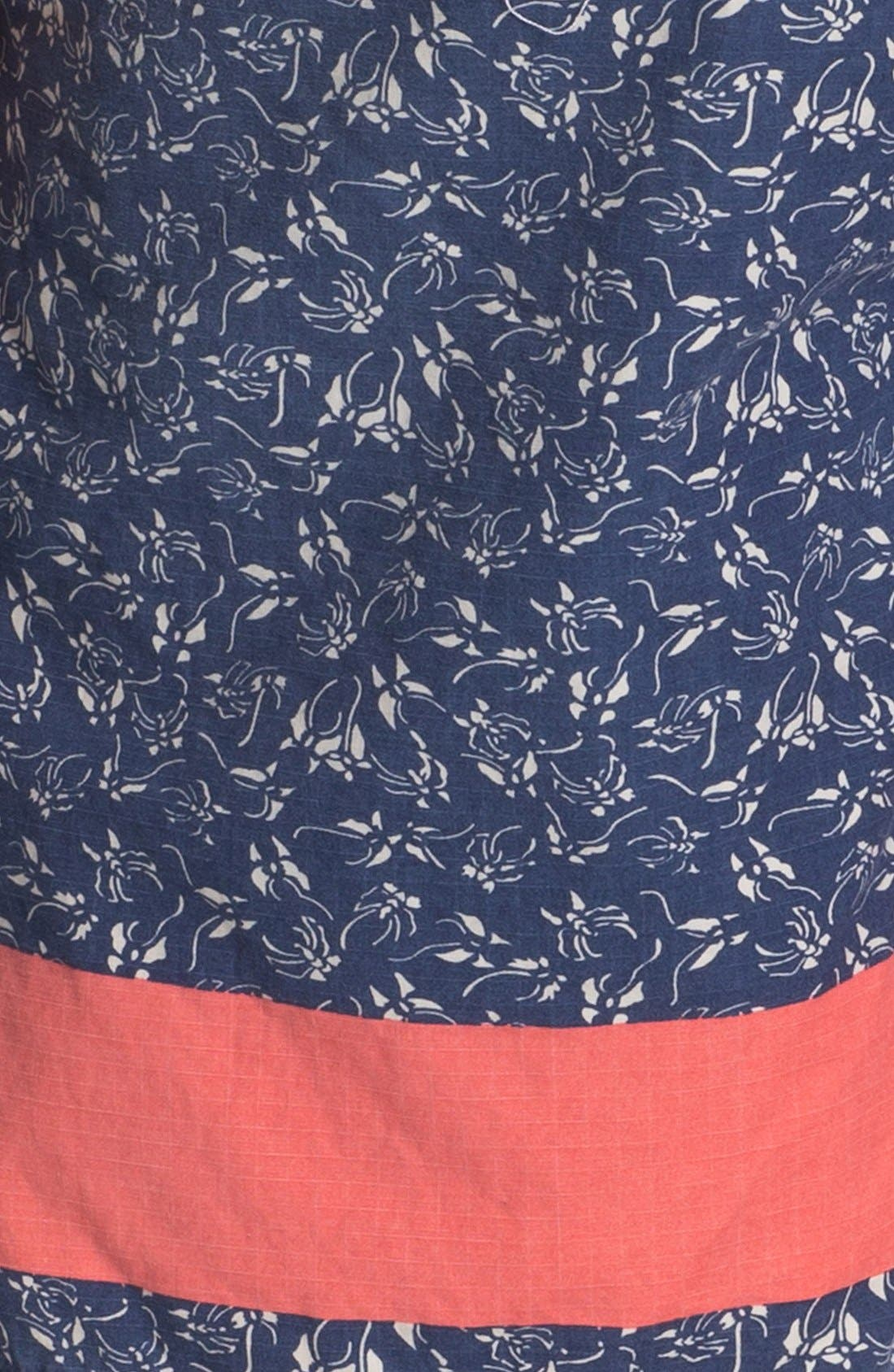 Alternate Image 3  - Scotch & Soda Floral Print Shorts
