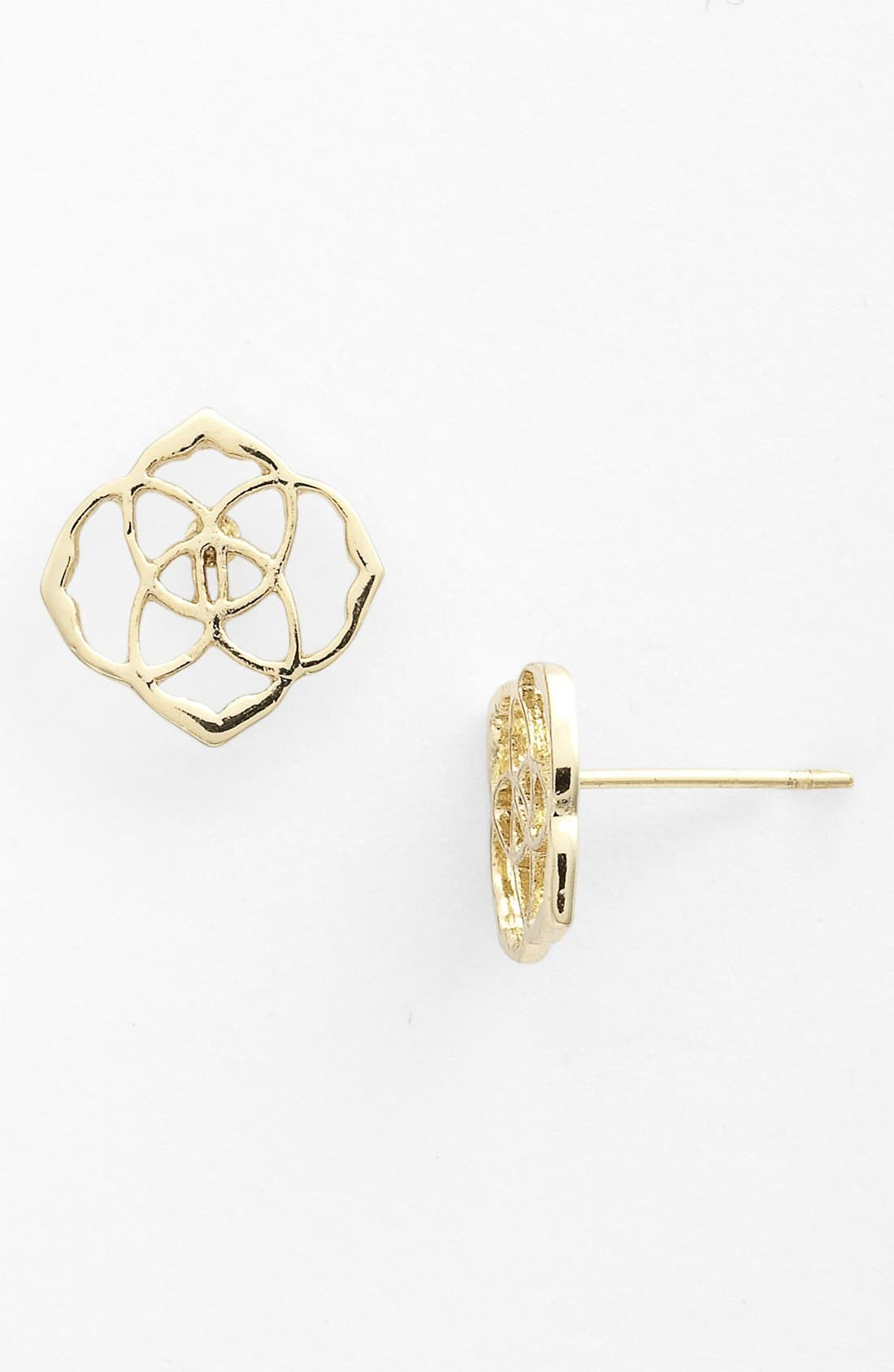 Alternate Image 1 Selected - Kendra Scott 'Dira' Stud Earrings
