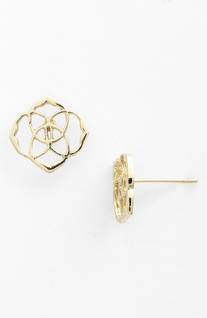 kendra earrings studs kendra dira stud earrings nordstrom 7144