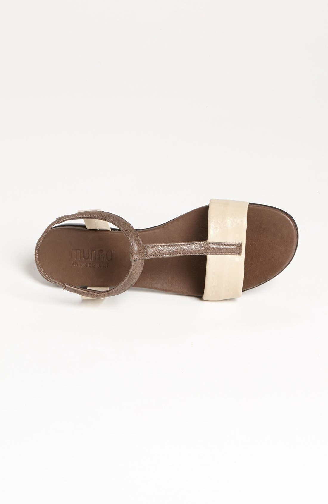 Alternate Image 3  - Munro 'Faran' Sandal (Special Purchase)