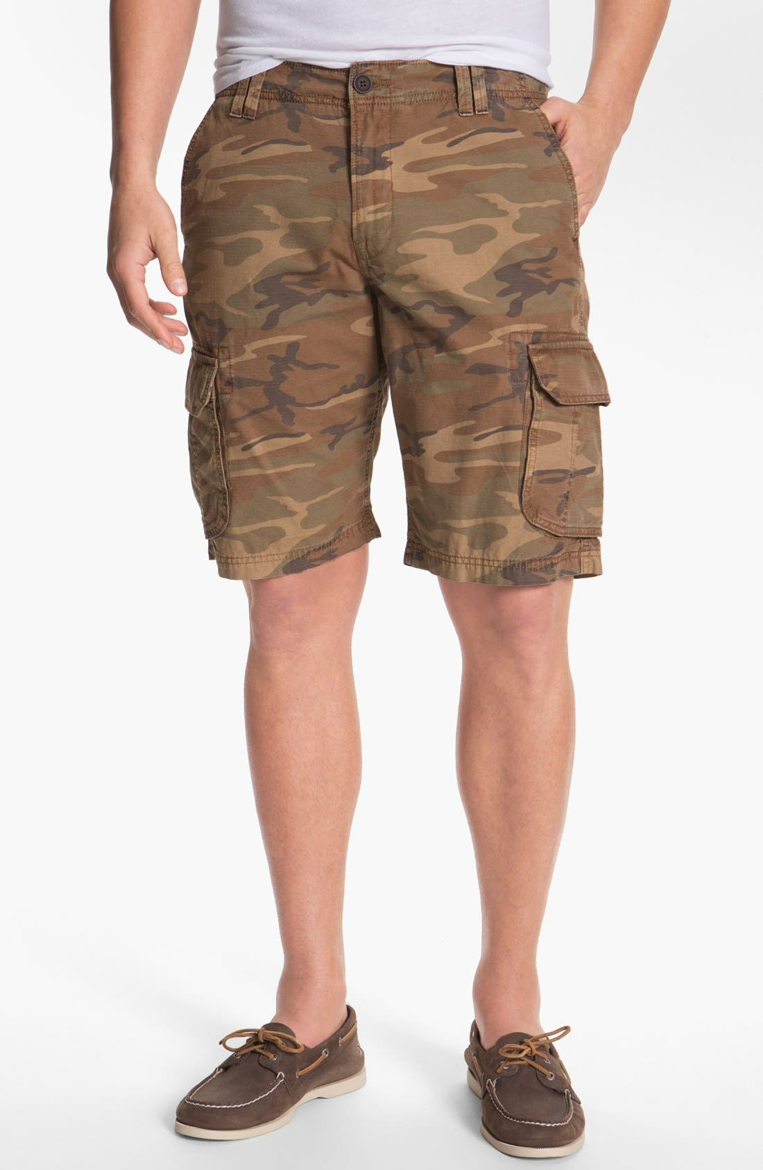 Alternate Image 1 Selected - Lucky Brand Cargo Shorts