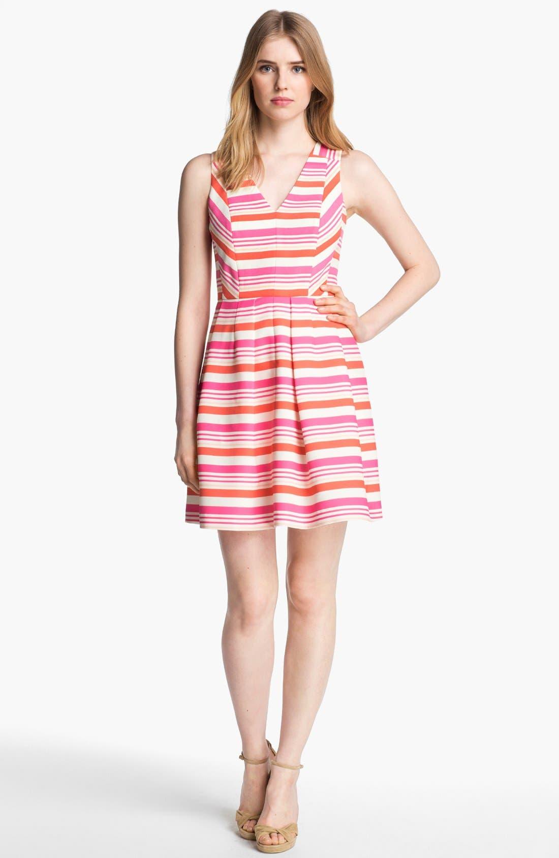 Main Image - Mcginn 'Hattie' Fit & Flare Dress