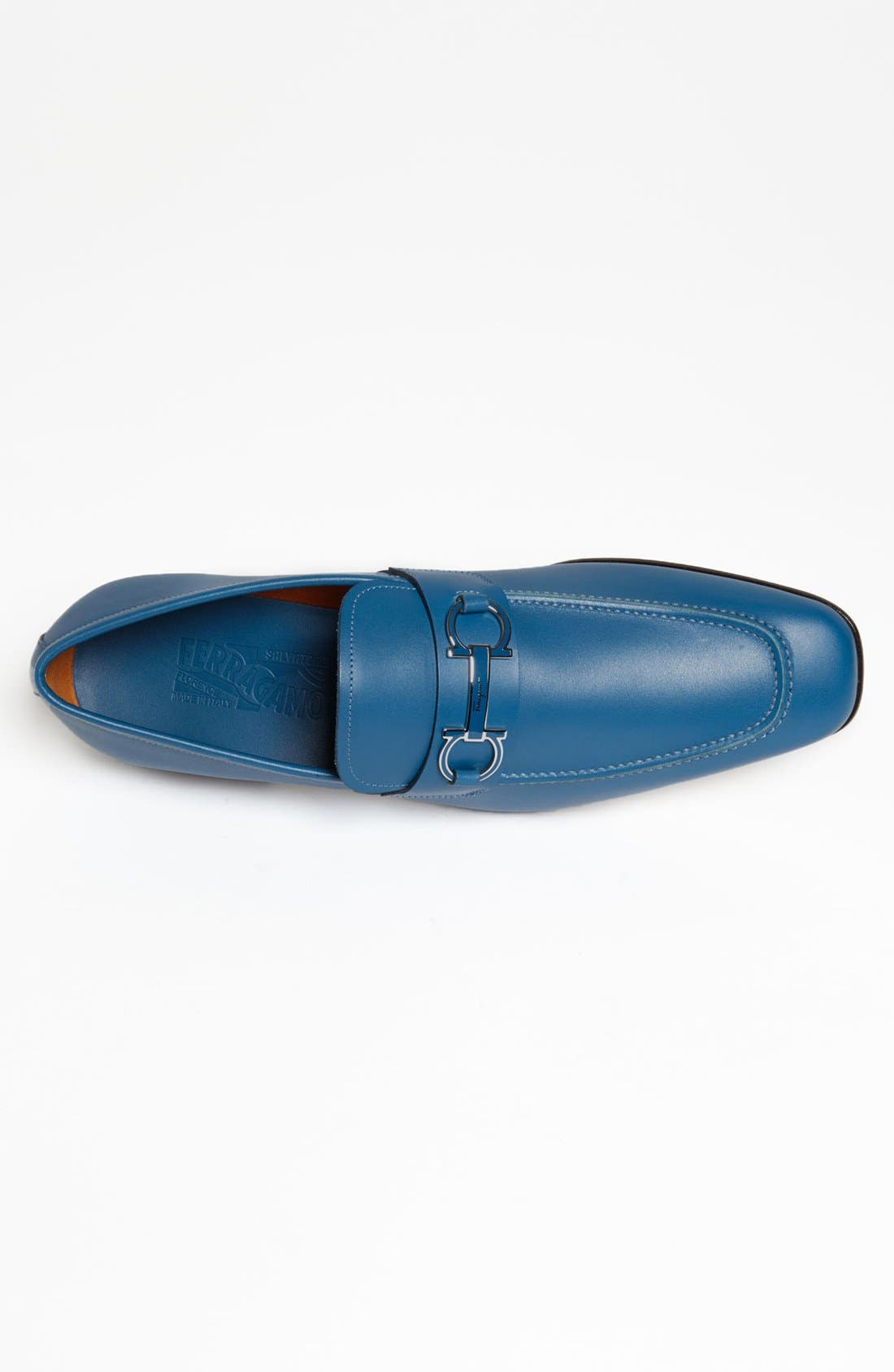 Alternate Image 3  - Salvatore Ferragamo 'Tribute' Bit Loafer