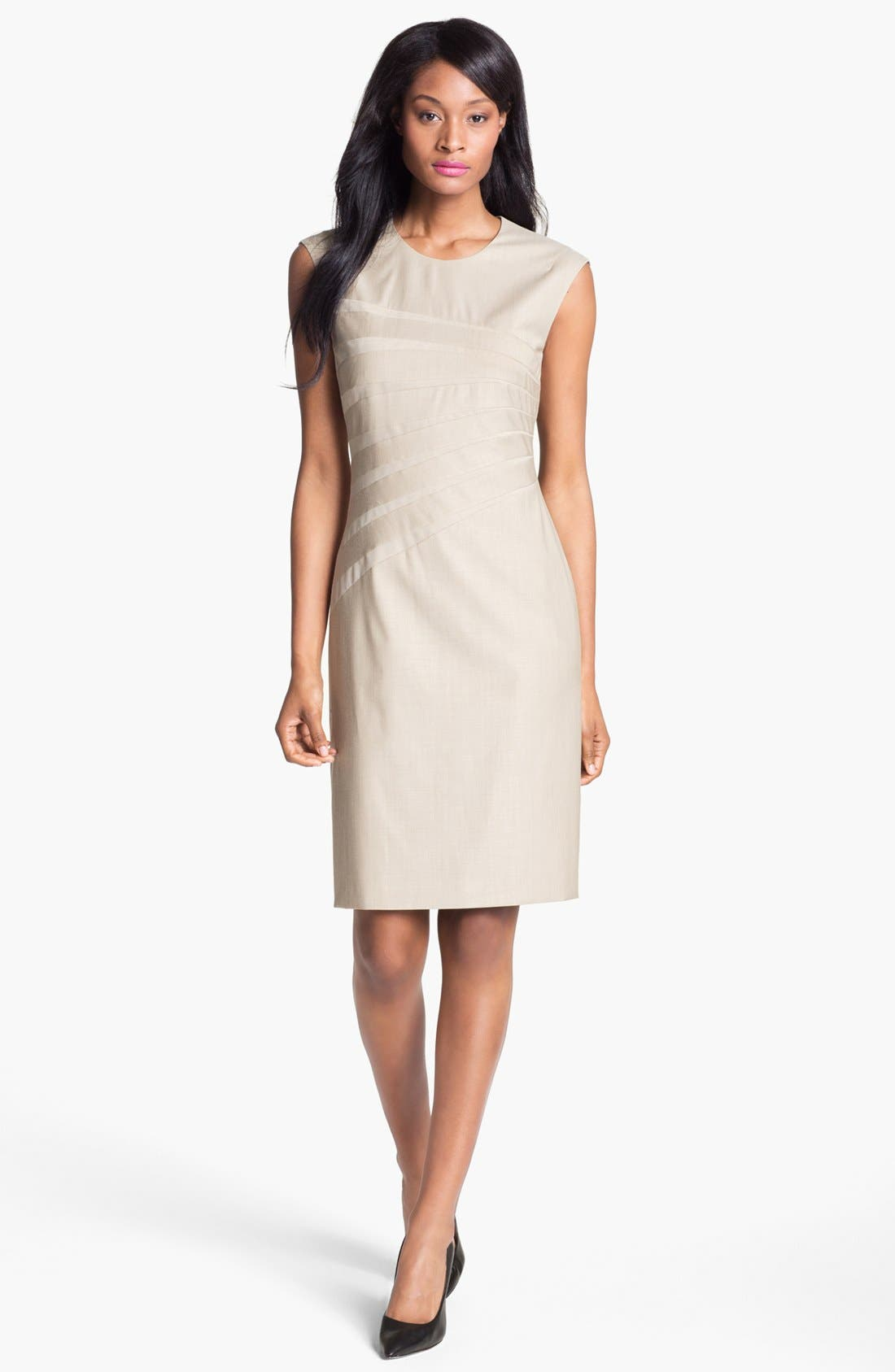 Alternate Image 1 Selected - BOSS HUGO BOSS 'Dicaila' Dress