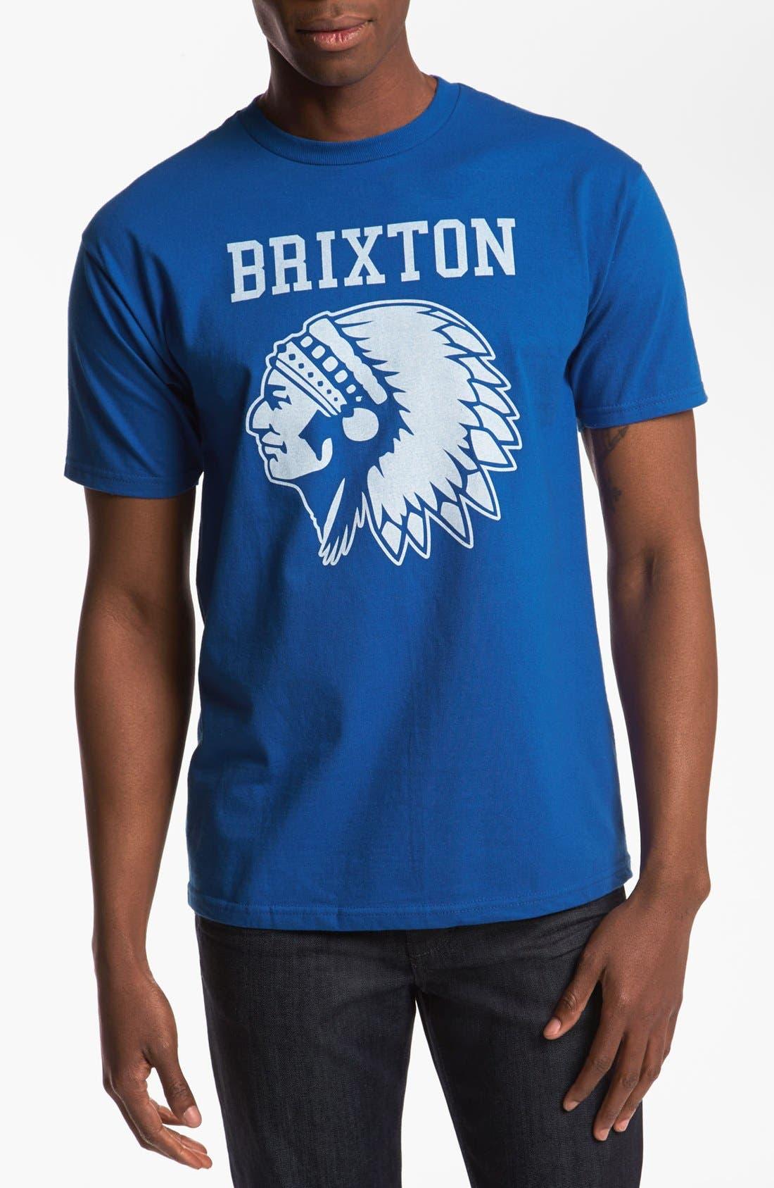 Alternate Image 1 Selected - Brixton 'Anthem' T-Shirt