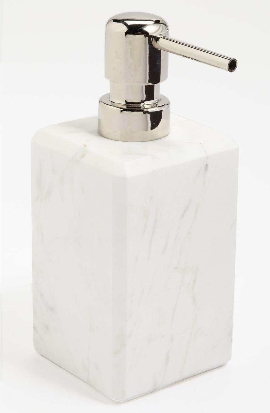 waterworks studio 'luna' white marble soap dispenser (online only  - waterworks studio 'luna' white marble soap dispenser (online only) nordstrom