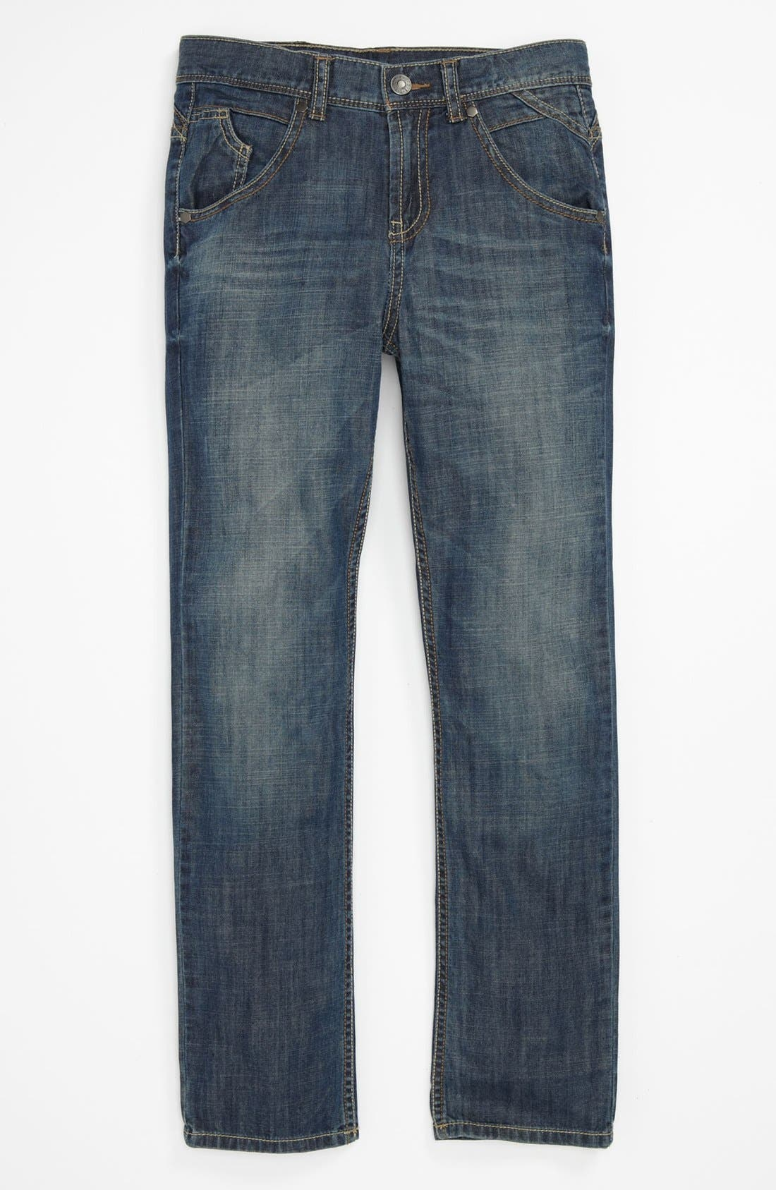 Alternate Image 1 Selected - United Colors of Benetton Kids Jeans (Big Boys)