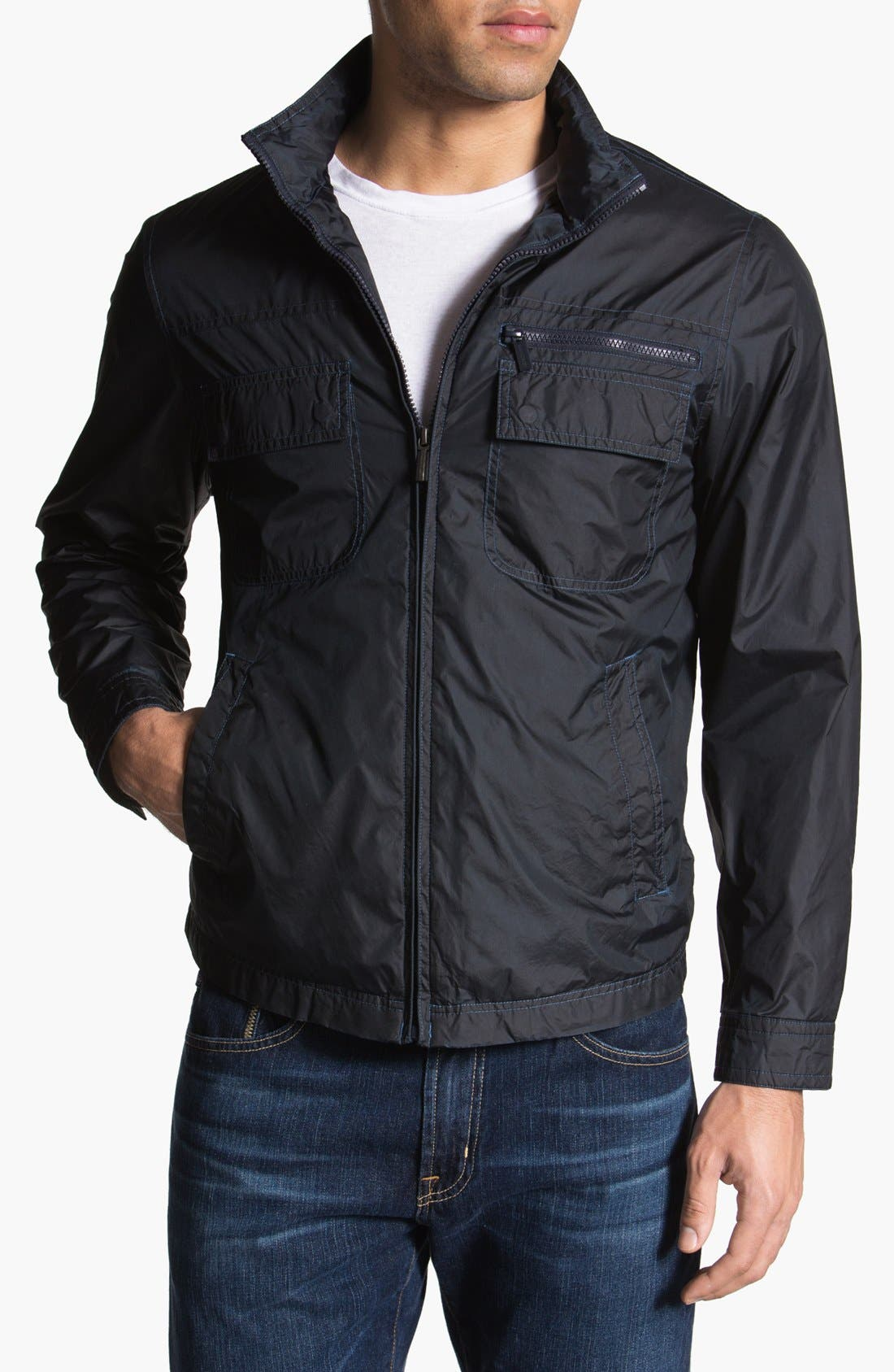 Alternate Image 1 Selected - RAINFOREST Bomber Jacket