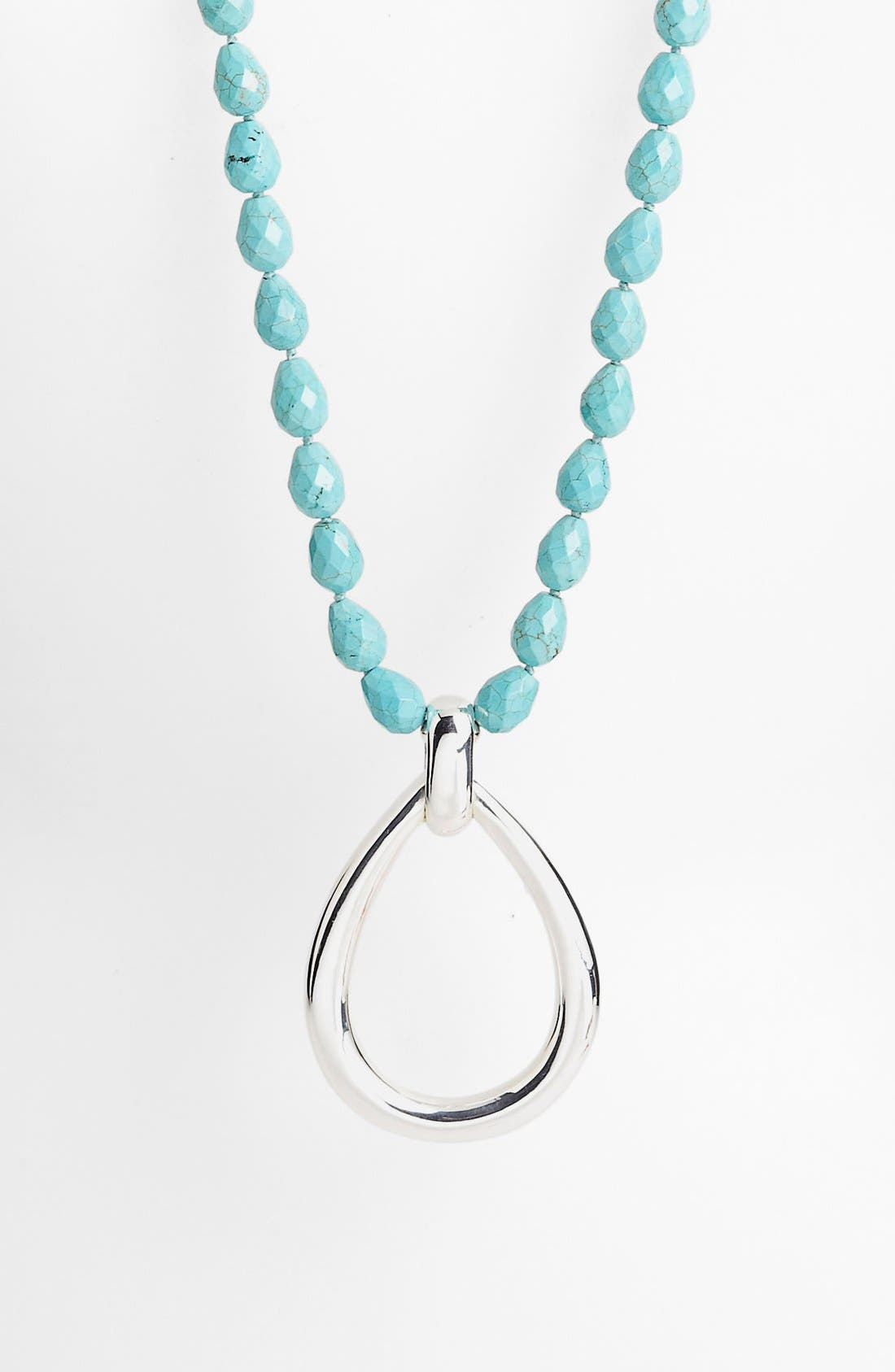 Alternate Image 1 Selected - Simon Sebbag 'Cielo' Long Pendant Necklace