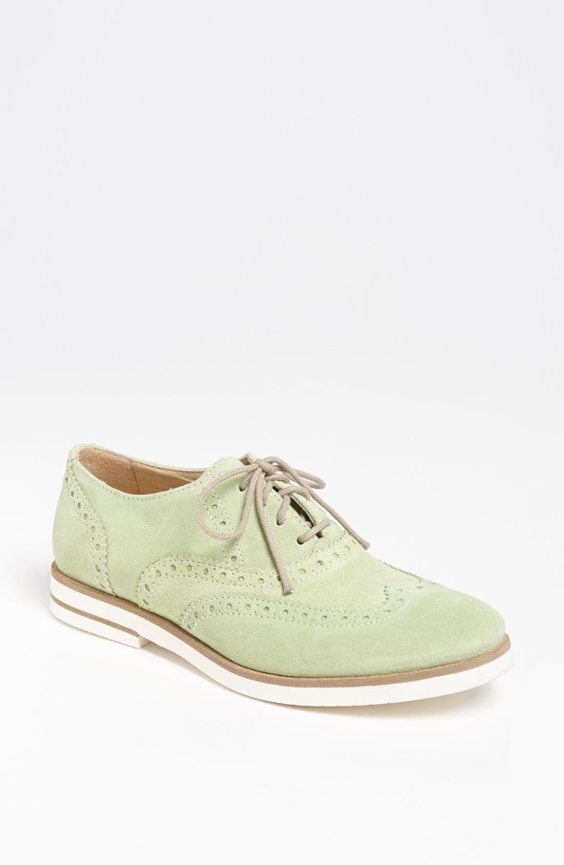 Alternate Image 1 Selected - J.P. Camps Suede Oxford