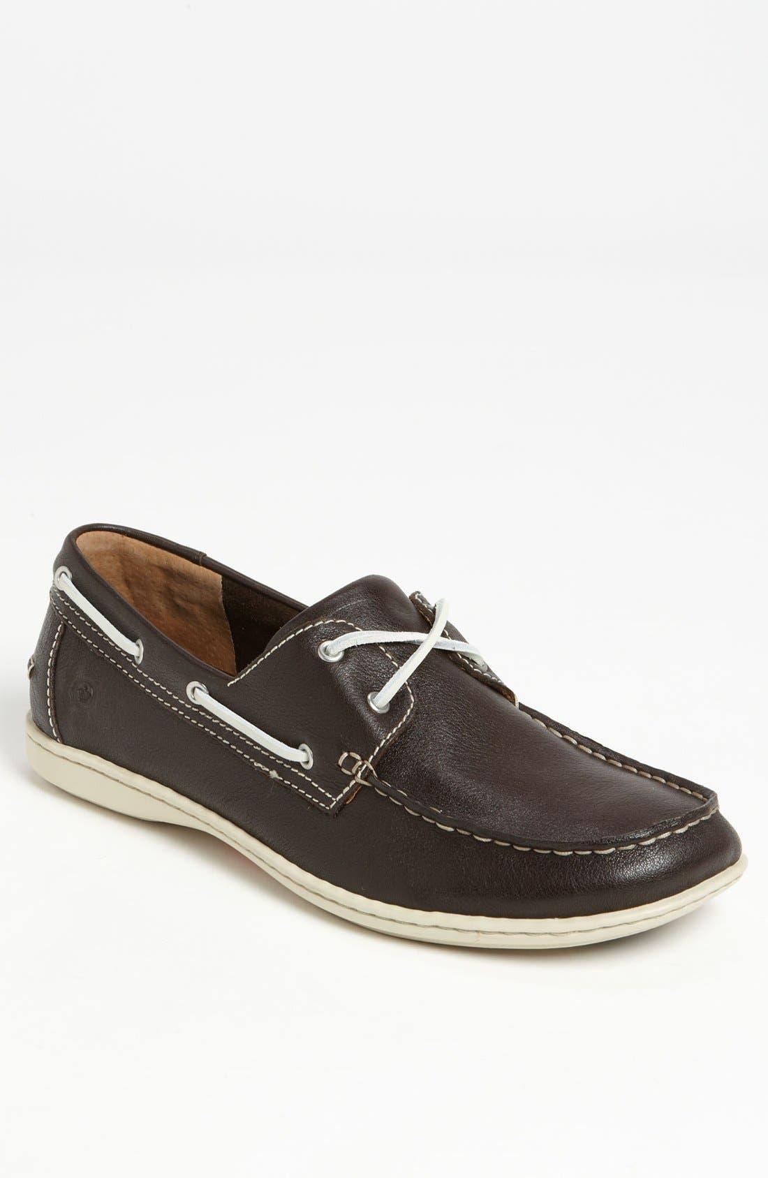 Main Image - Børn 'Henri' Boat Shoe (Men)