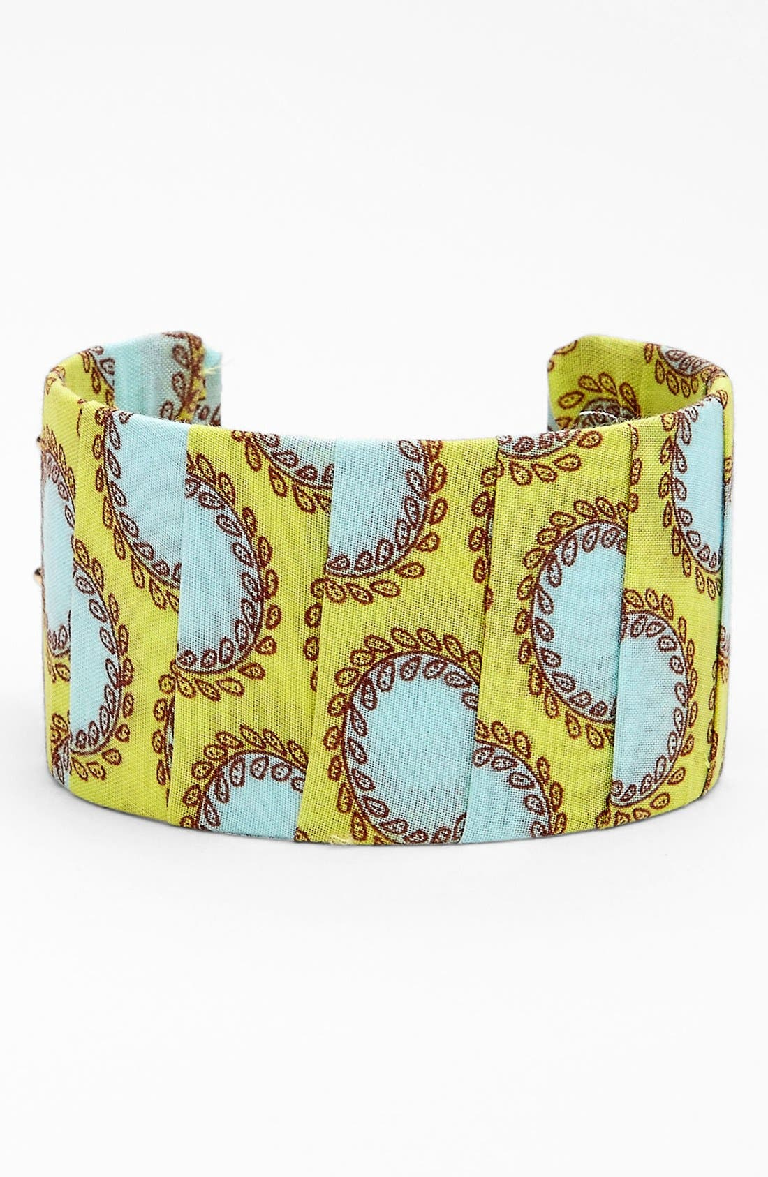 Alternate Image 2  - Lenora Dame Fabric & Spike Cuff