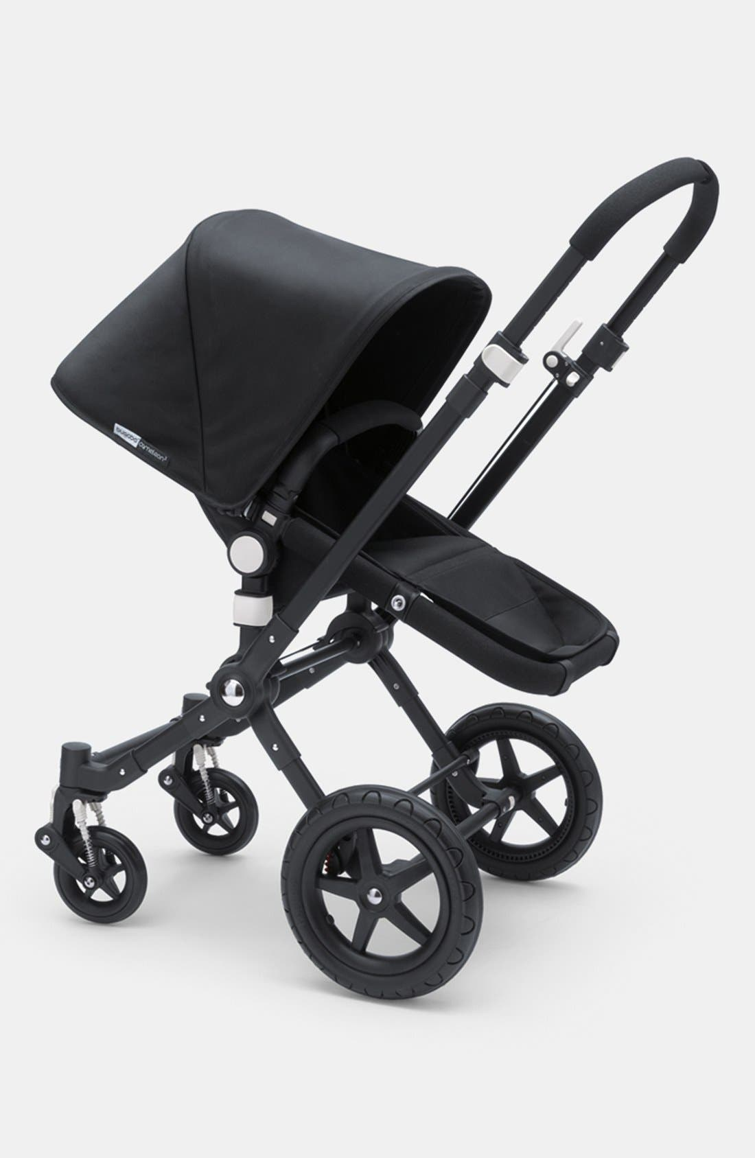 Alternate Image 4  - Bugaboo 'Cameleon³' Stroller - All Black Frame with Fabric Set (Special Edition)