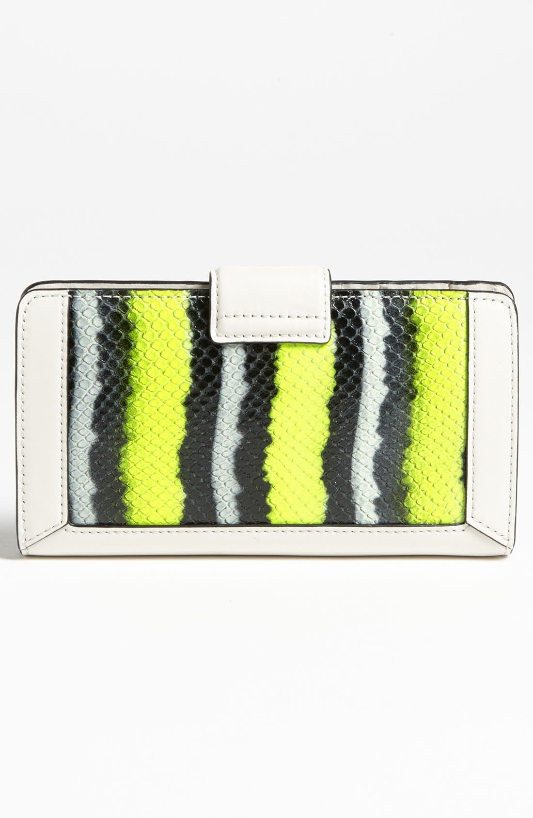 Alternate Image 3  - MARC BY MARC JACOBS 'Double Trouble Snakey - Medium' Wallet